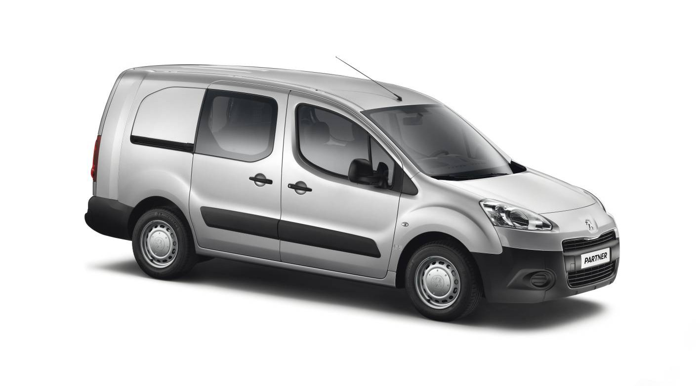 Peugeot Partner Expert Vans Dropped In Australia For