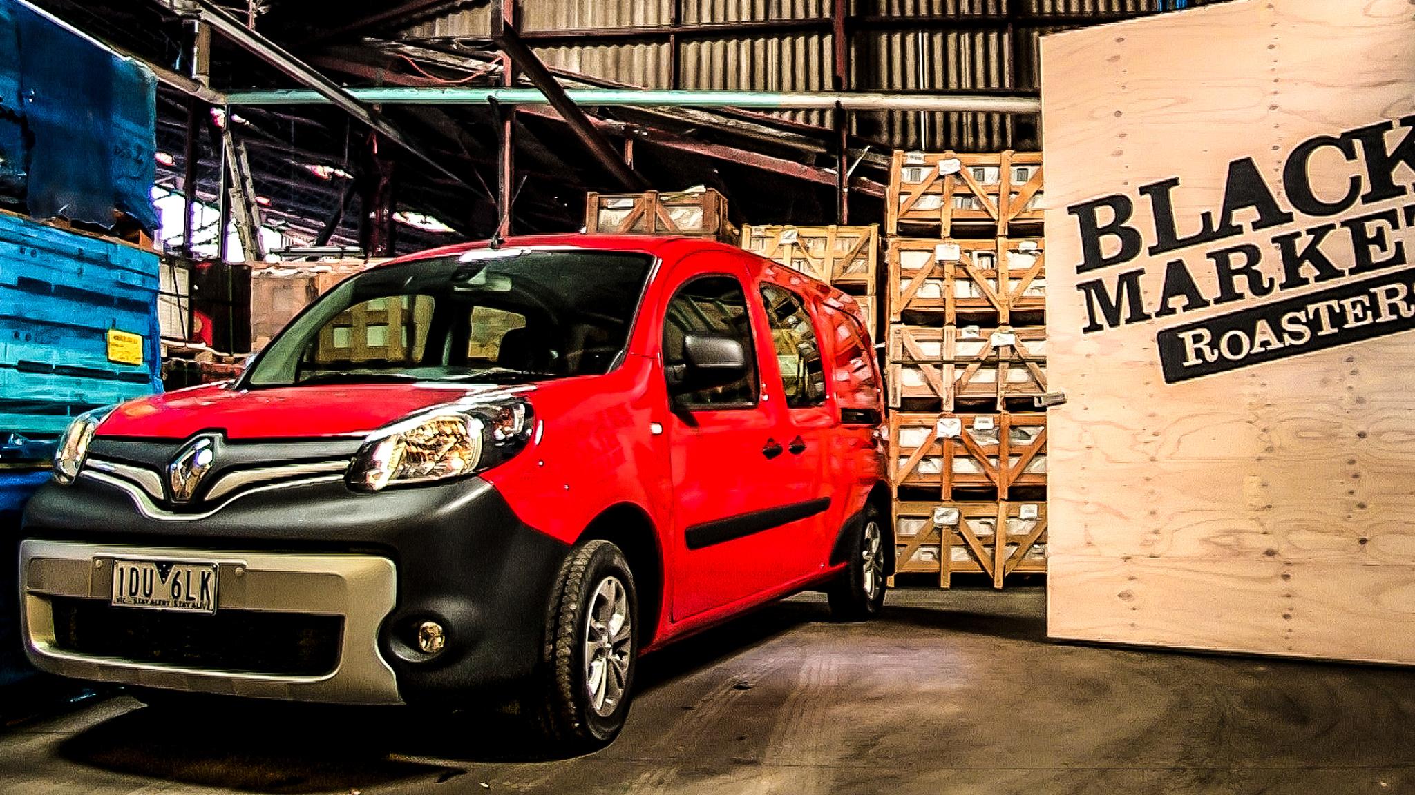 Renault Kangoo Crew Review: Black Market Roasters week with