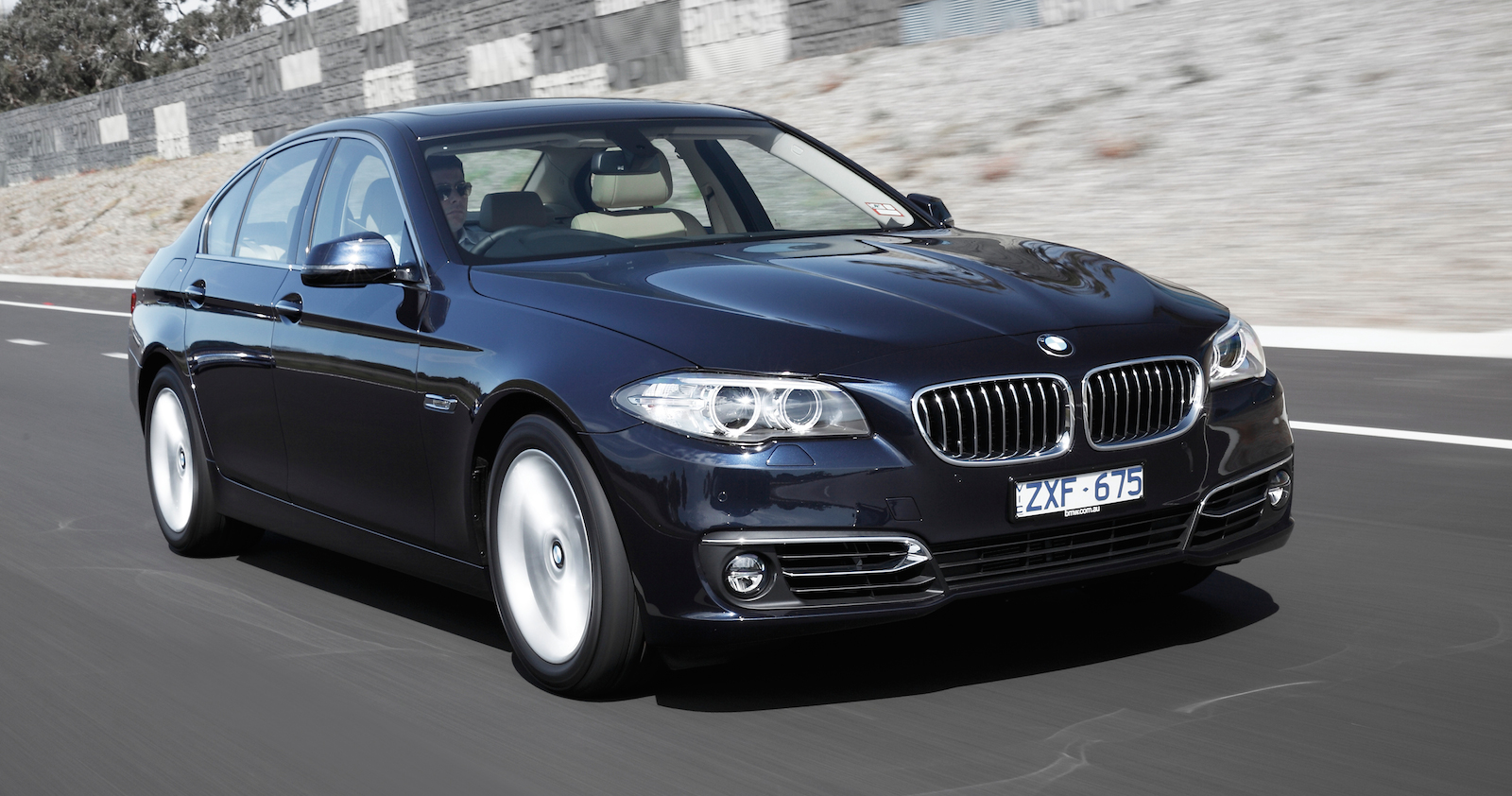 2015 Bmw 5 Series Gains New Options Packages 550i Variant