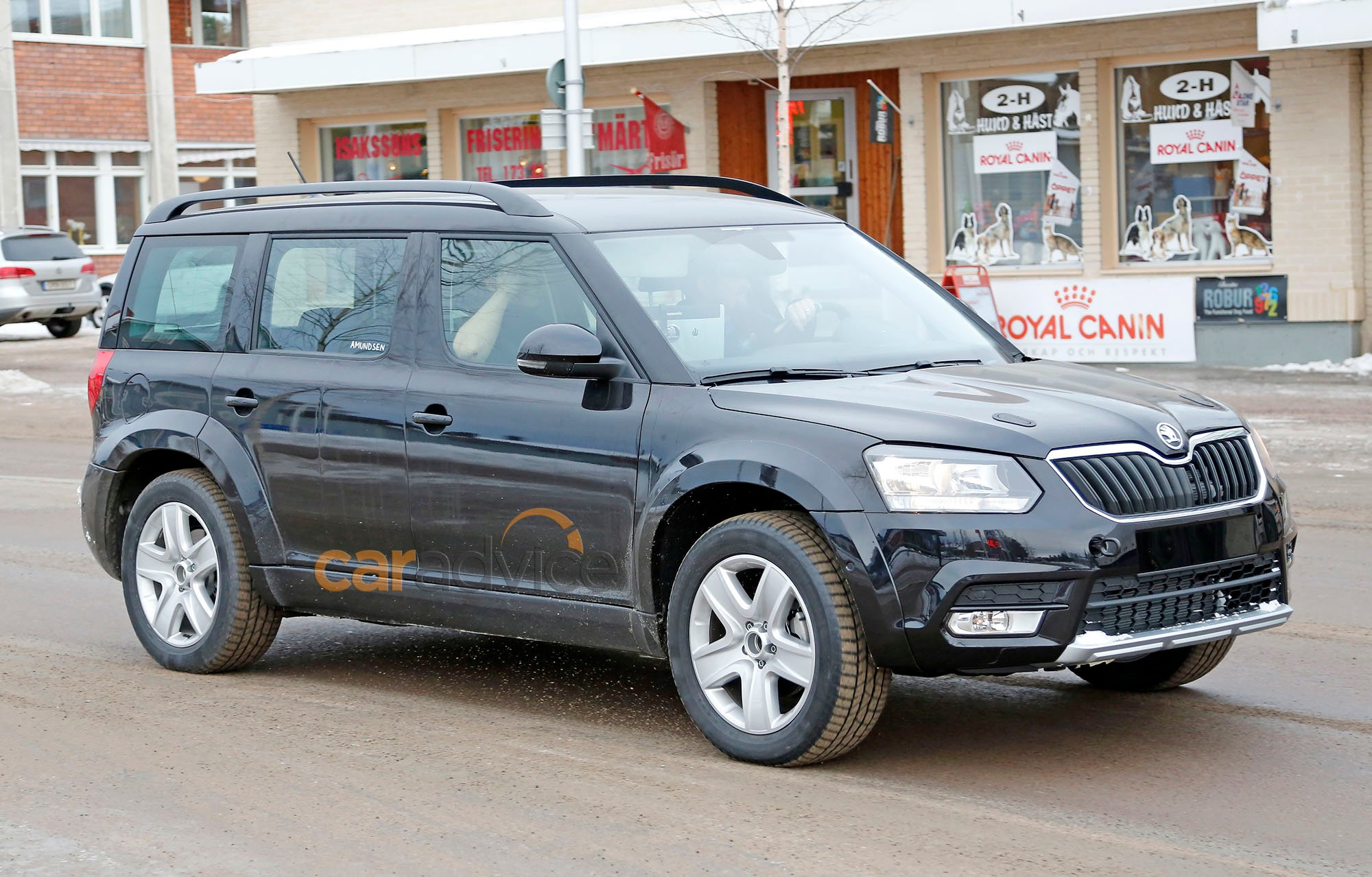 Skoda Seven Seat Suv Spied During Testing Photos Caradvice