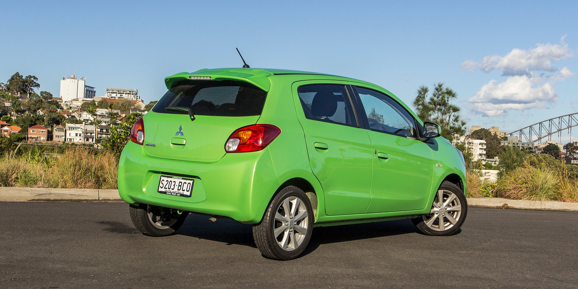 2015 Mitsubishi Mirage review : Long-term report one ...