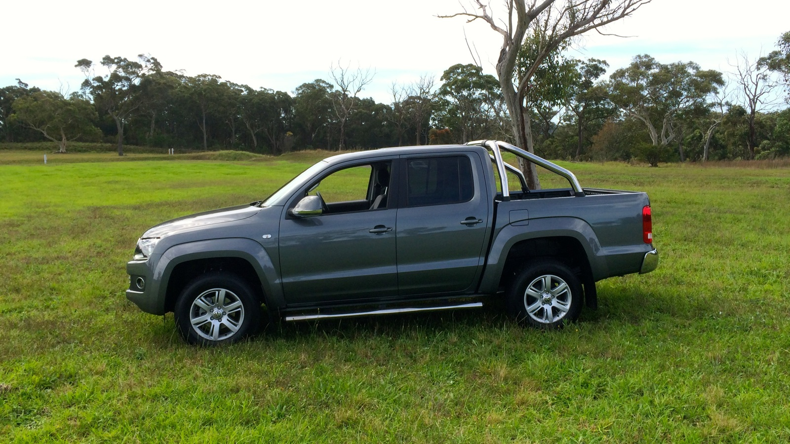 2015 Volkswagen Amarok TDI420 Highline Review | CarAdvice