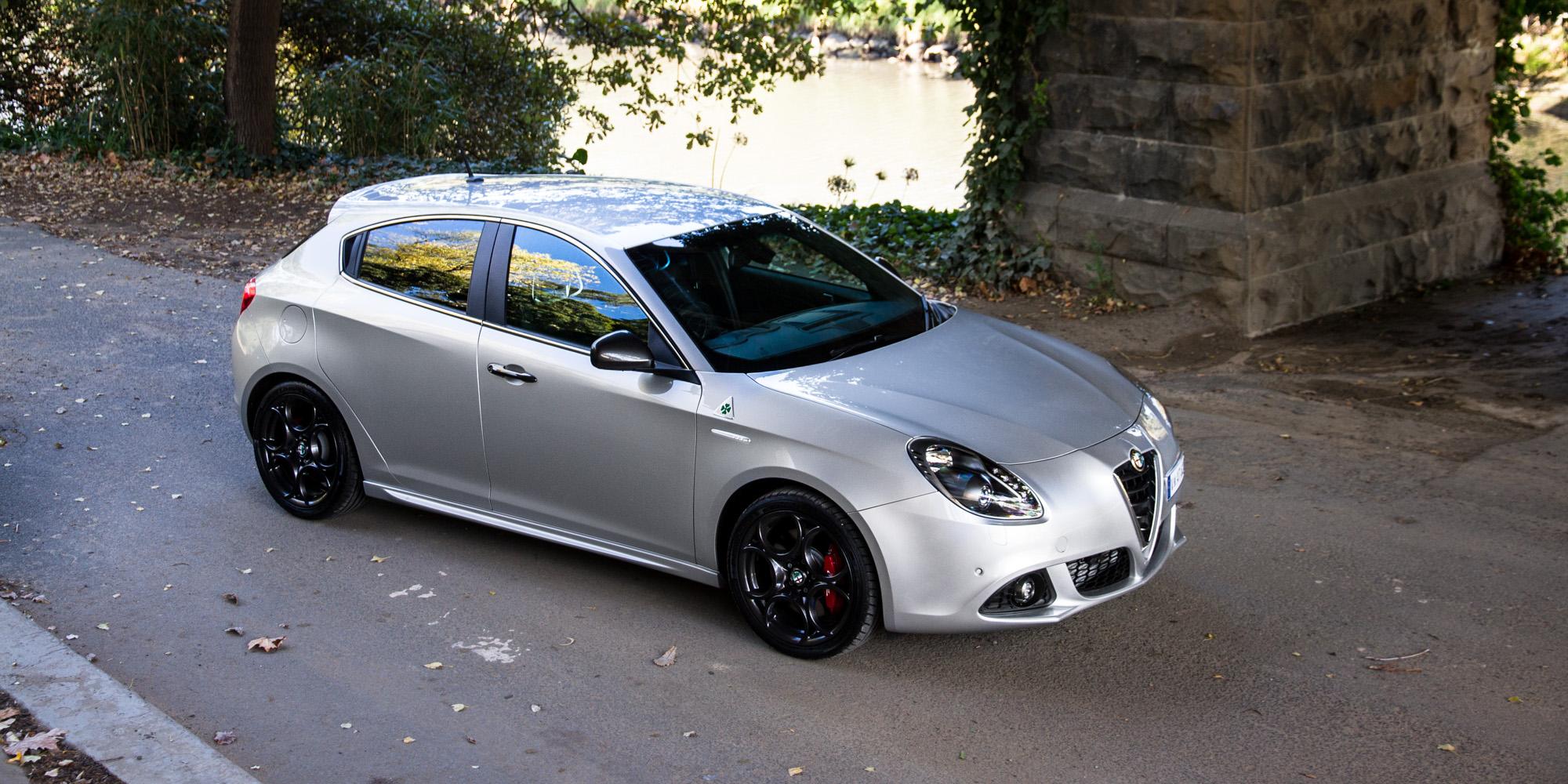 2015 Alfa Romeo Giulietta Qv Review Caradvice