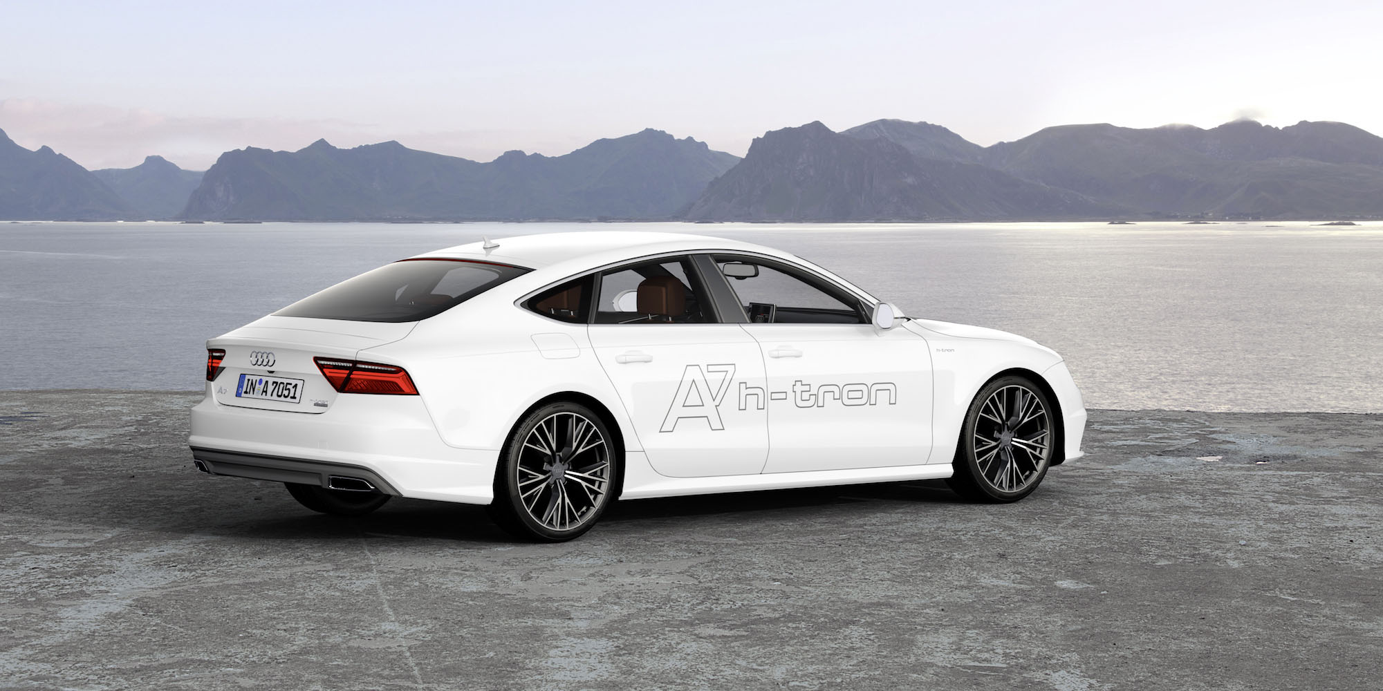 audi a7 sportback h tron quattro review photos caradvice. Black Bedroom Furniture Sets. Home Design Ideas