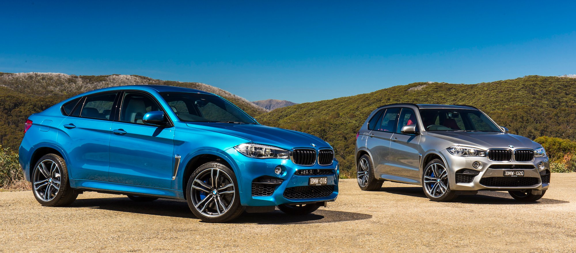 Bmw X5 M And X6 M Launched Pricing Specifications And Sales Photos Caradvice