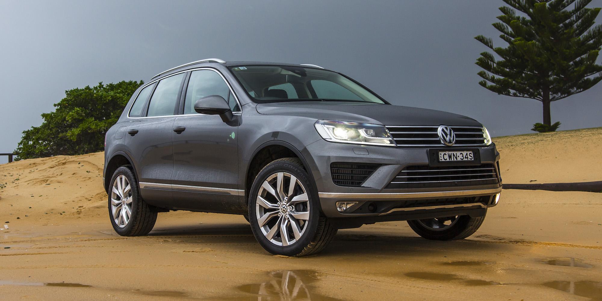 2015 Volkswagen Touareg V6 TDI Review - photos   CarAdvice