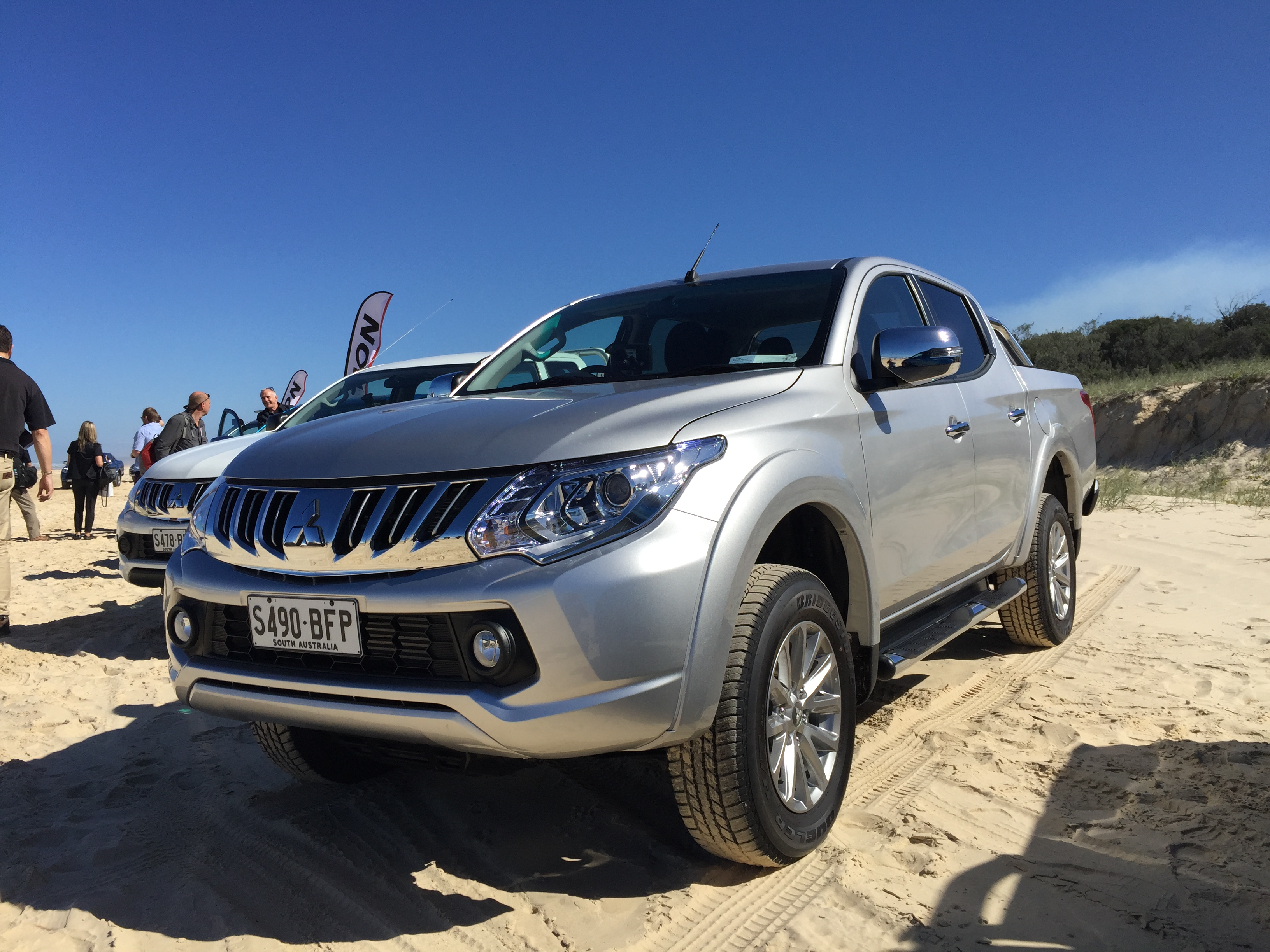 2016 mitsubishi triton review caradvice. Black Bedroom Furniture Sets. Home Design Ideas