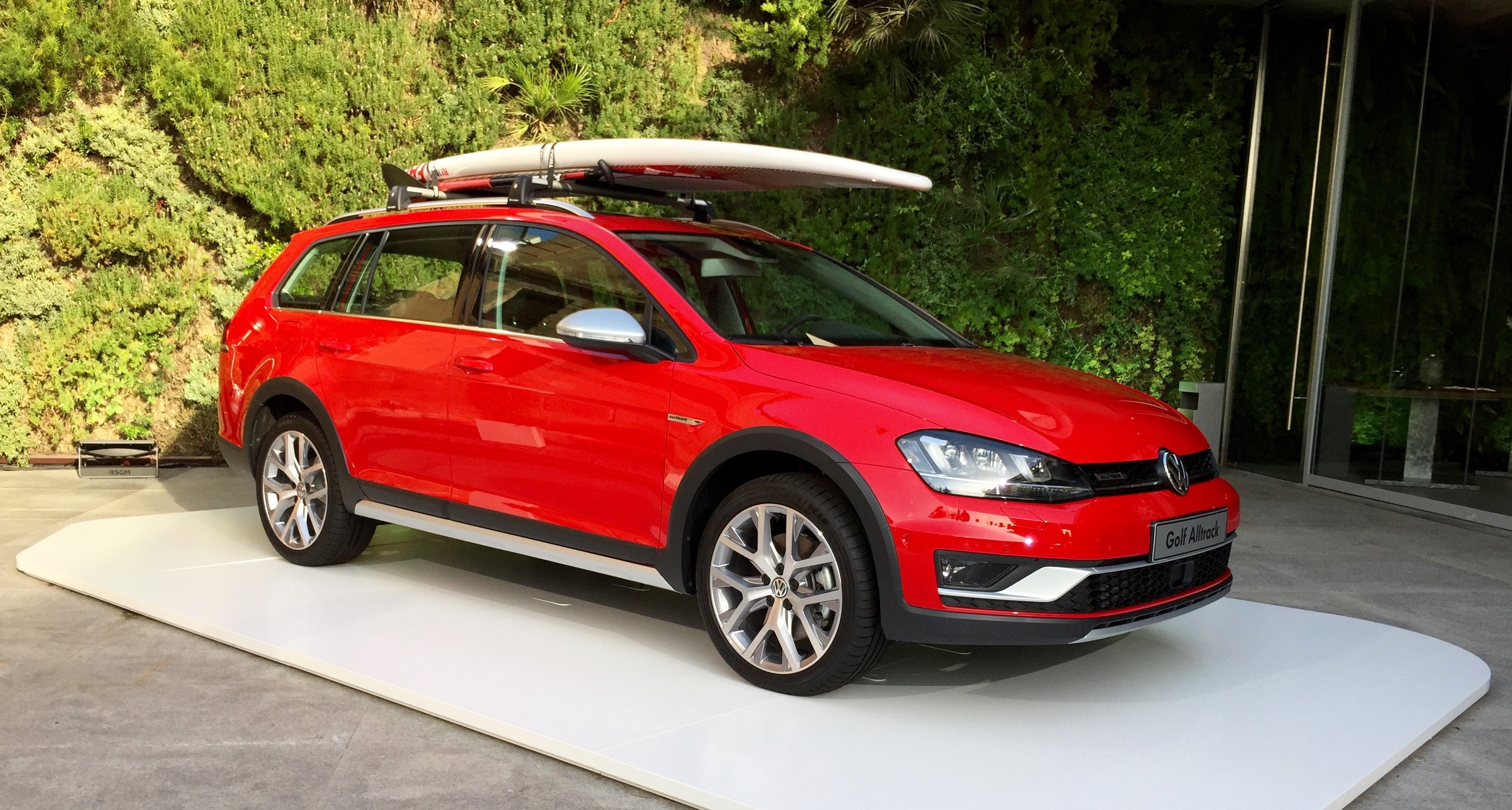 2016 Volkswagen Golf Alltrack Review Caradvice