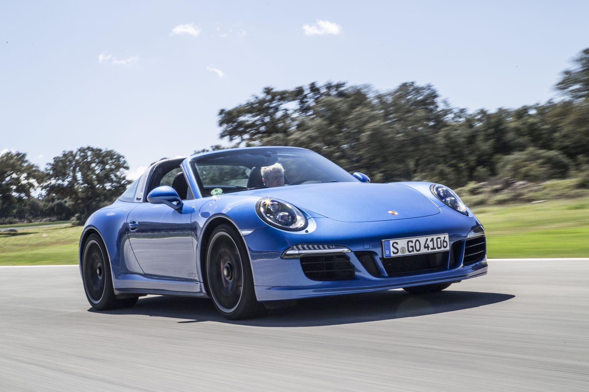 2015 Porsche 911 Targa 4 GTS Review - photos | CarAdvice