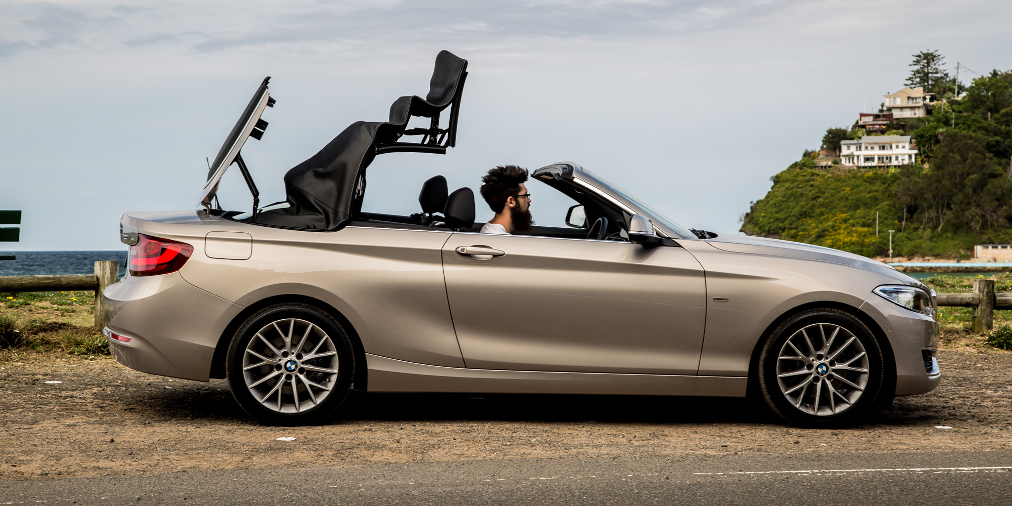 audi a3 cabriolet v bmw 2 series convertible comparison review photos. Black Bedroom Furniture Sets. Home Design Ideas