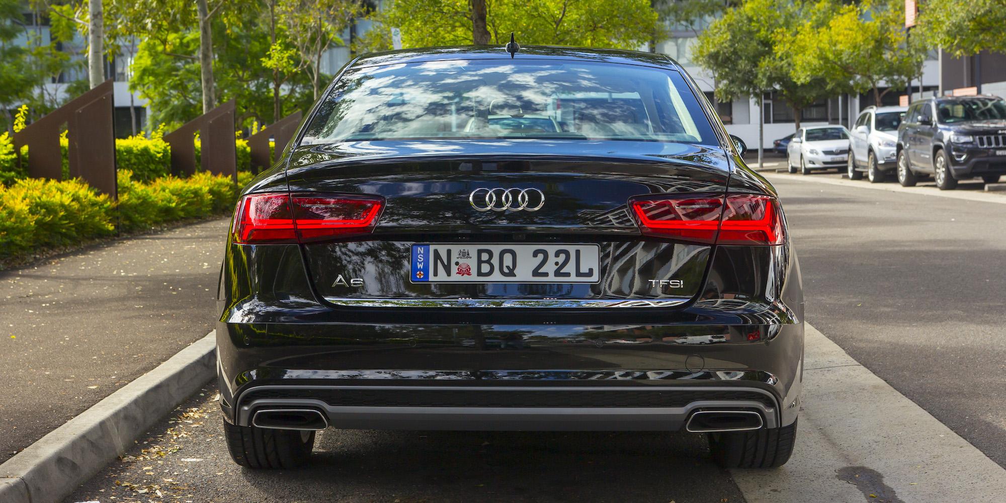 2015 Audi A6 1.8 TFSI Review - photos | CarAdvice