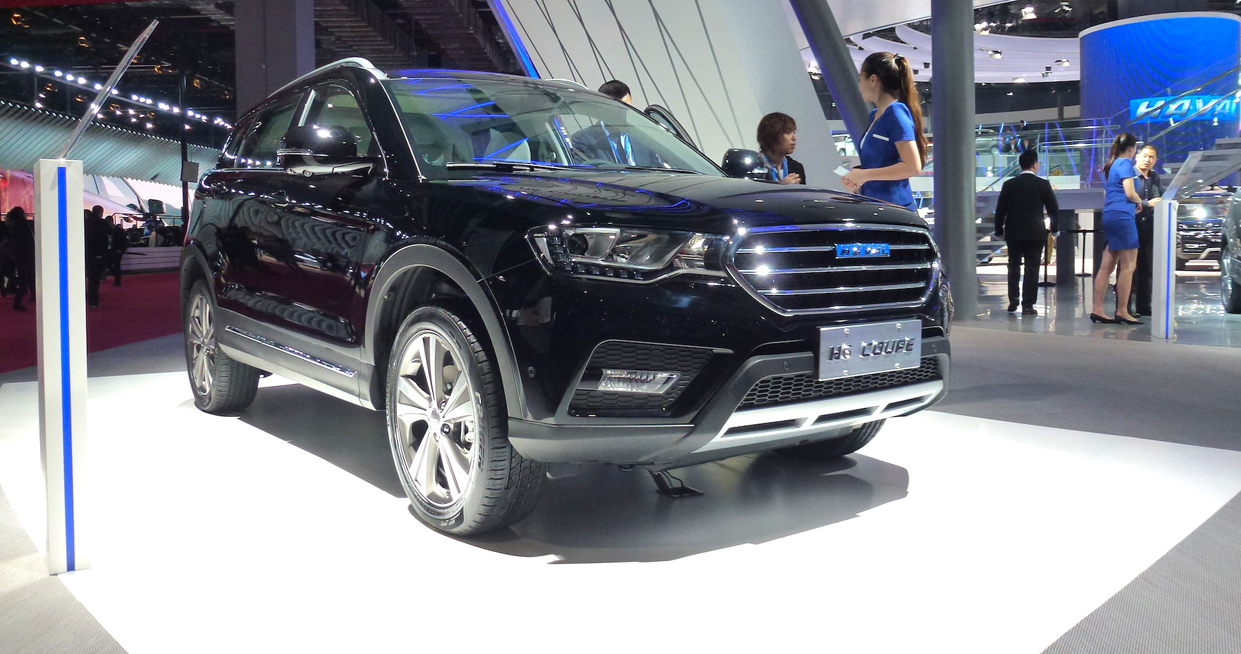 Haval 'confident' of becoming Australia's number one SUV ...