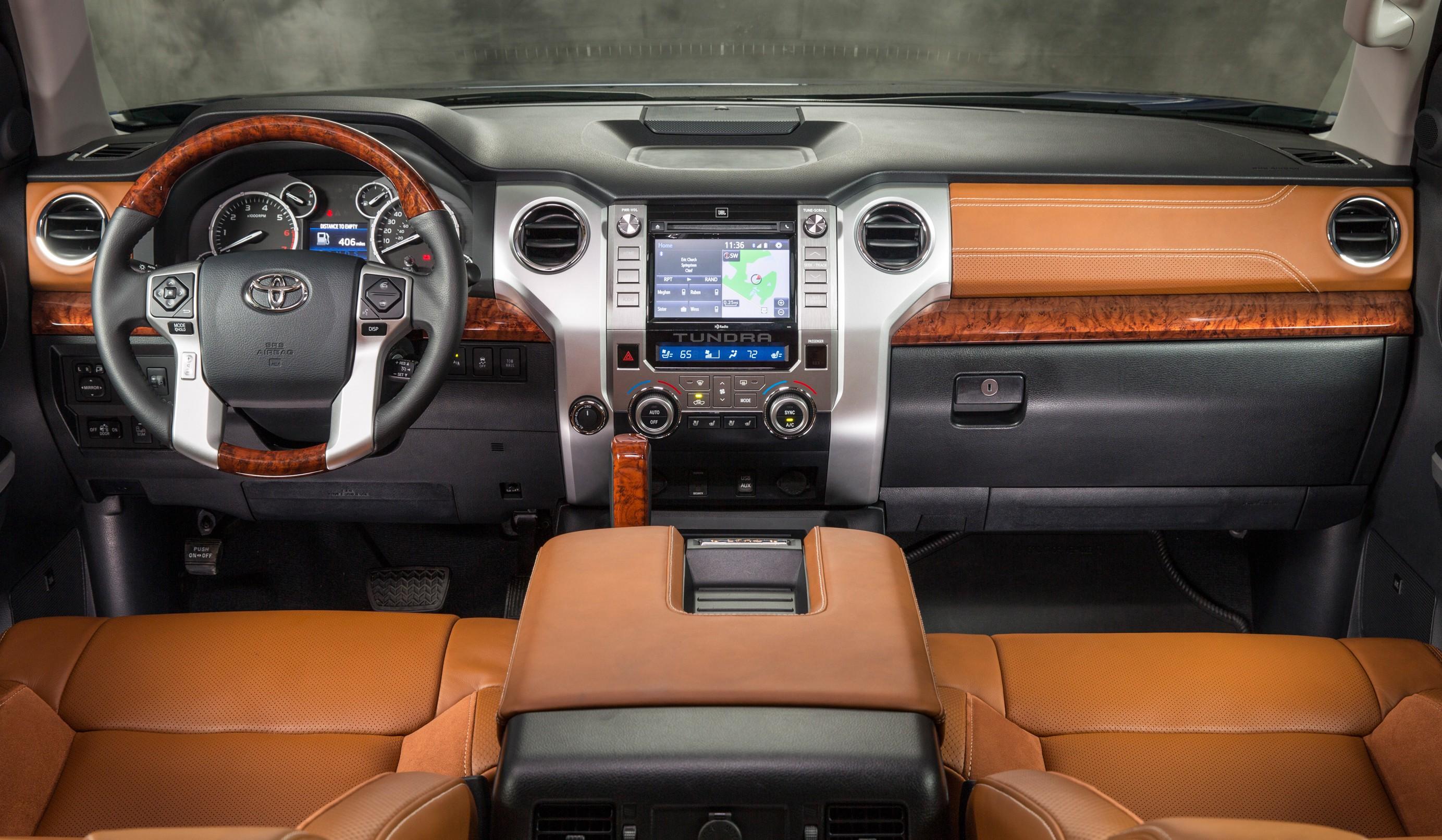 Toyota Tundra subject of