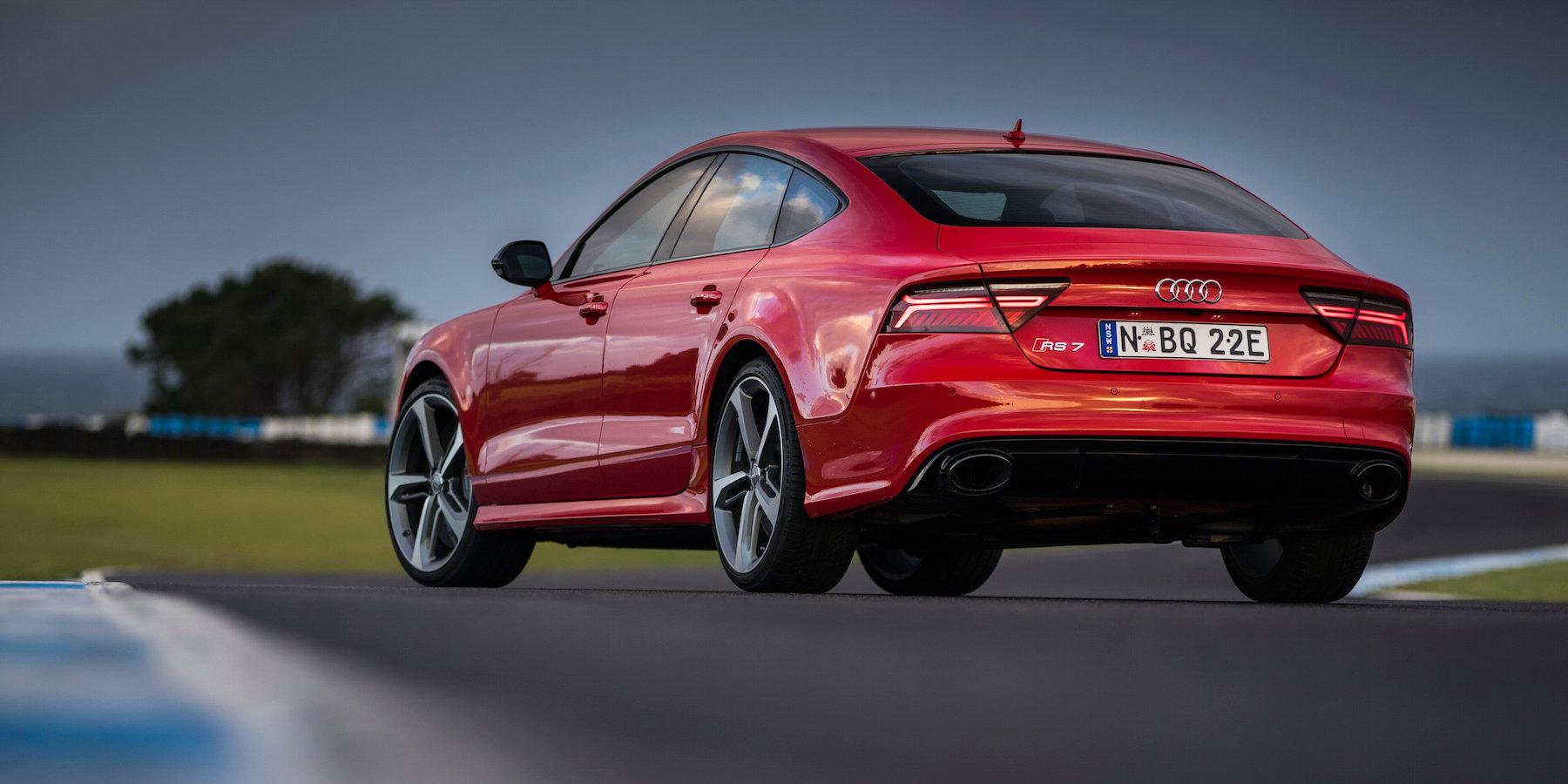 2015 Audi RS7 Sportback Review - photos | CarAdvice