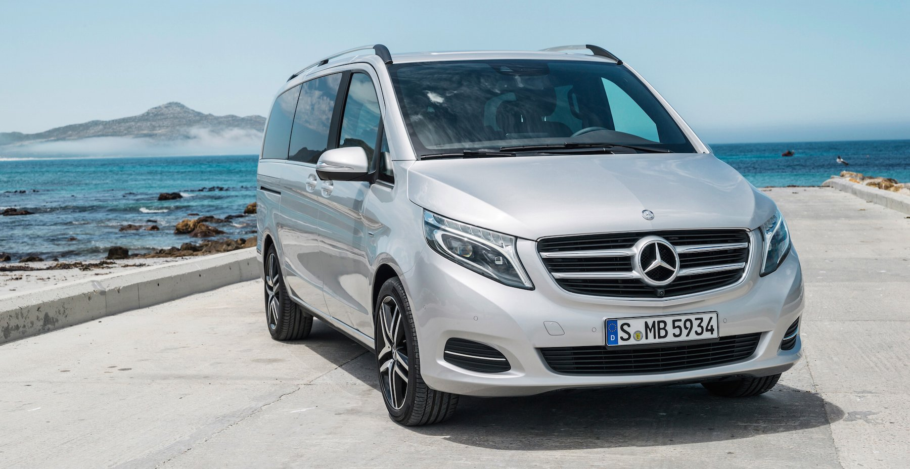 2015 mercedes benz v class pricing and specifications photos caradvice. Black Bedroom Furniture Sets. Home Design Ideas