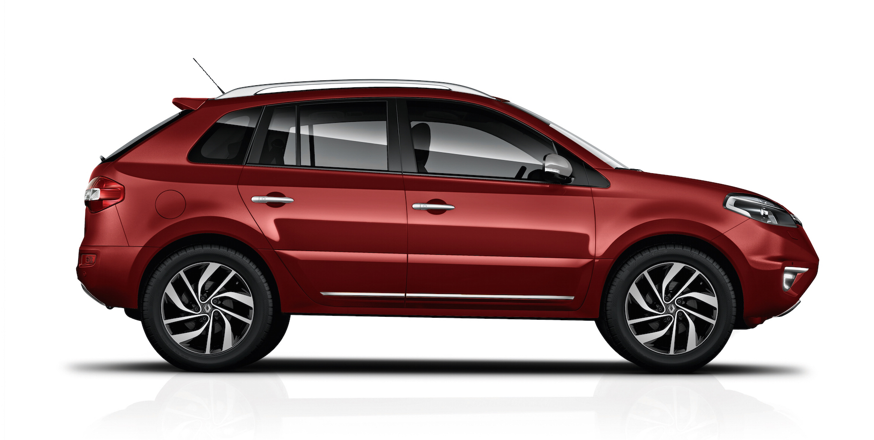 2015 Renault Koleos Pricing And Specifications Reverse
