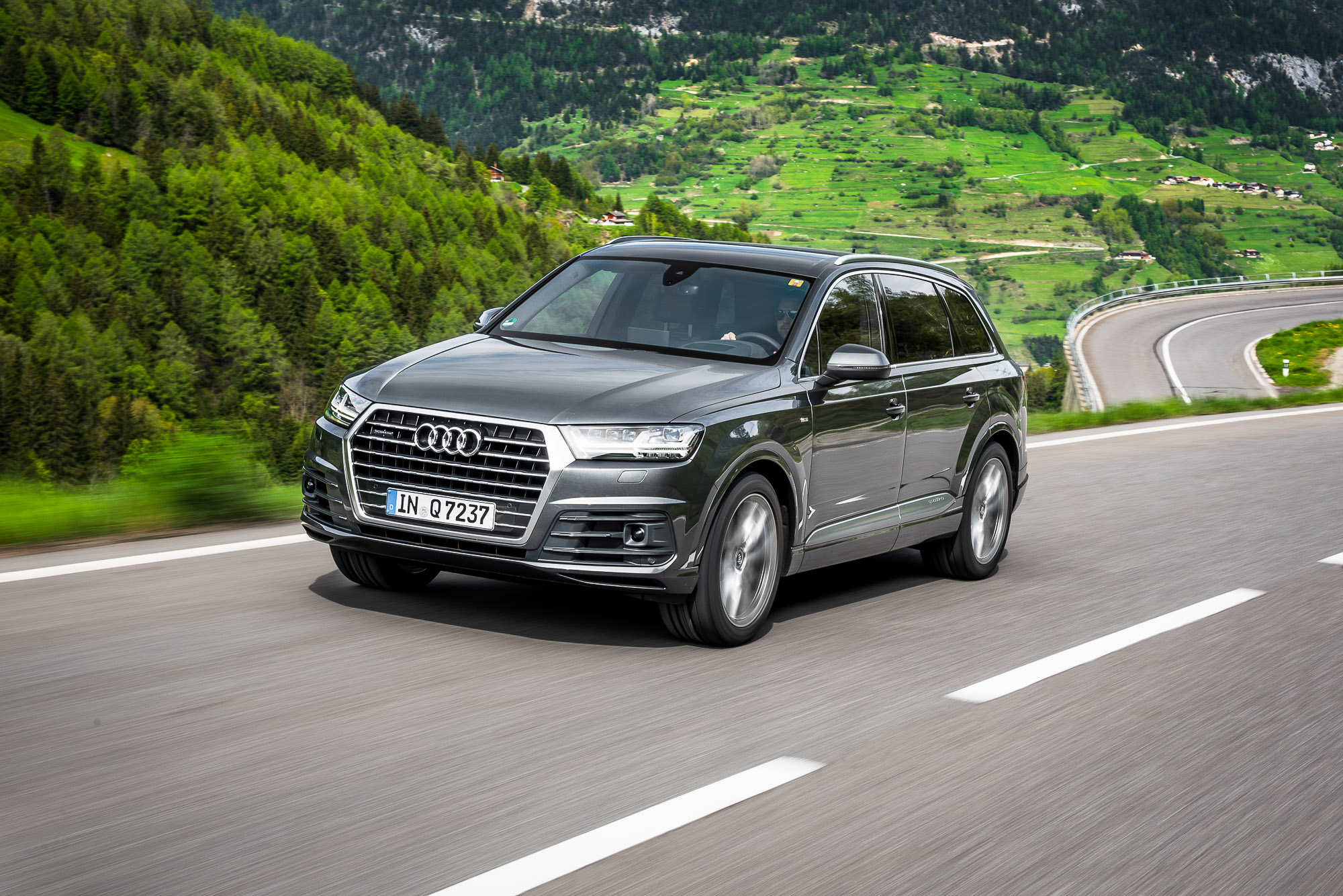 2016 Audi Q7 Review Photos Caradvice