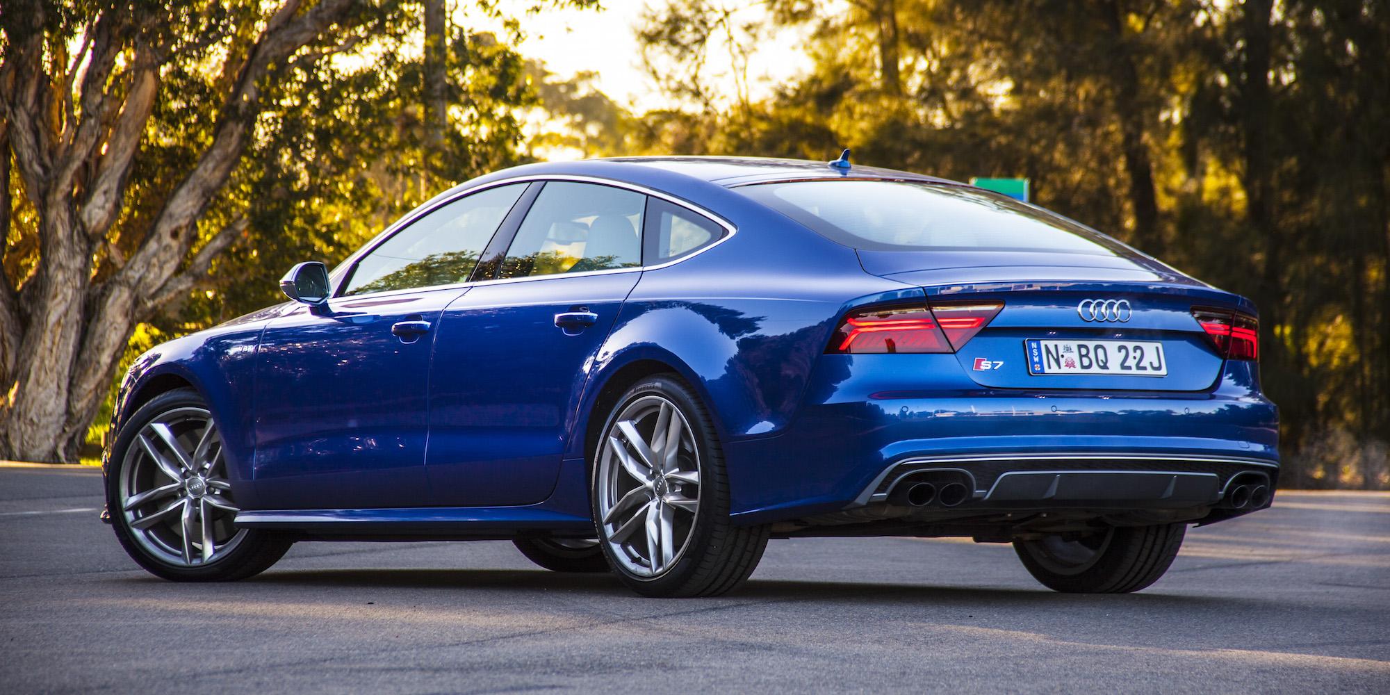 2015 Audi S7 Sportback Review Caradvice