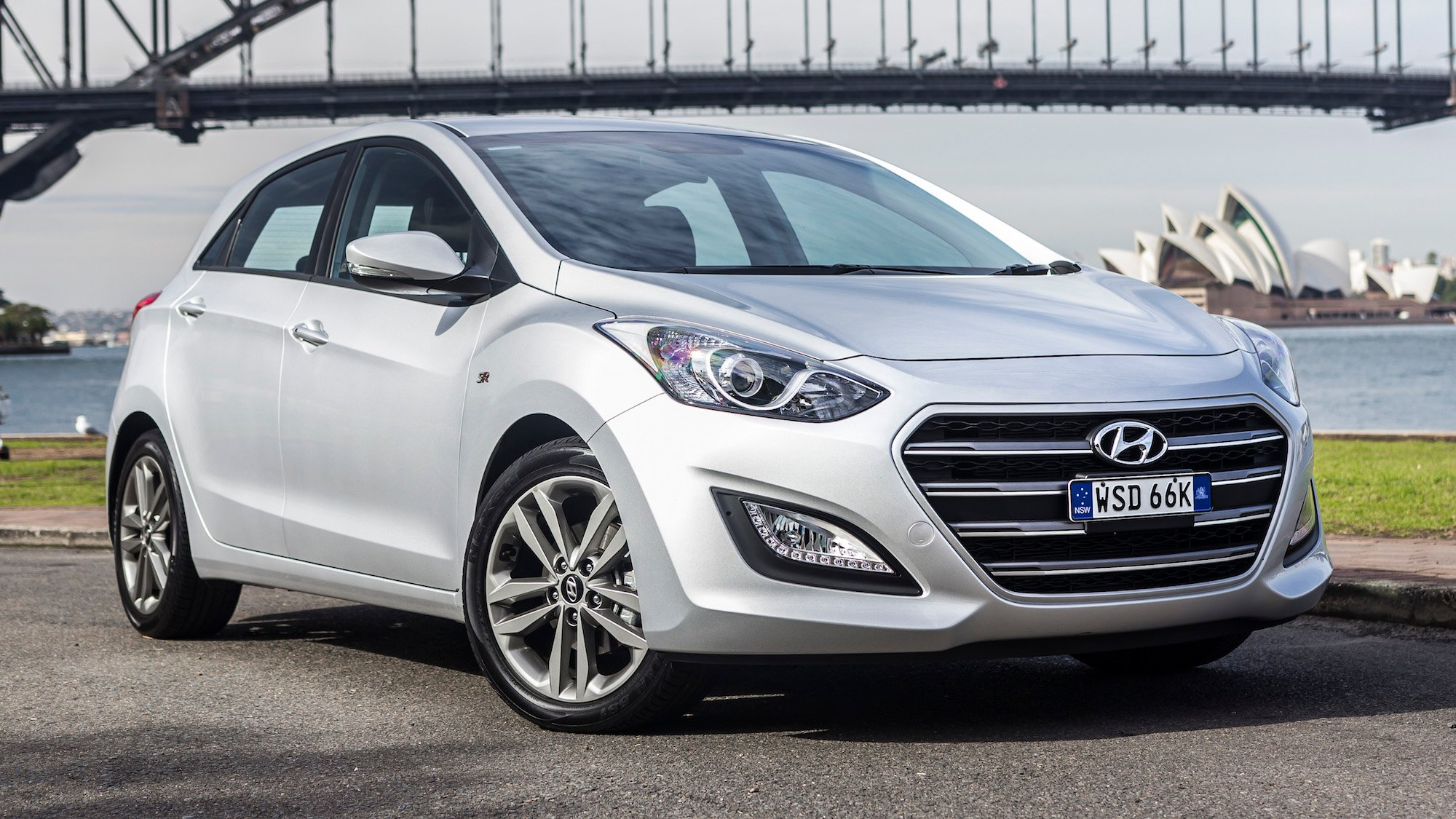2016 Hyundai I30 Tucson Santa Fe Pick Up Apple Carplay