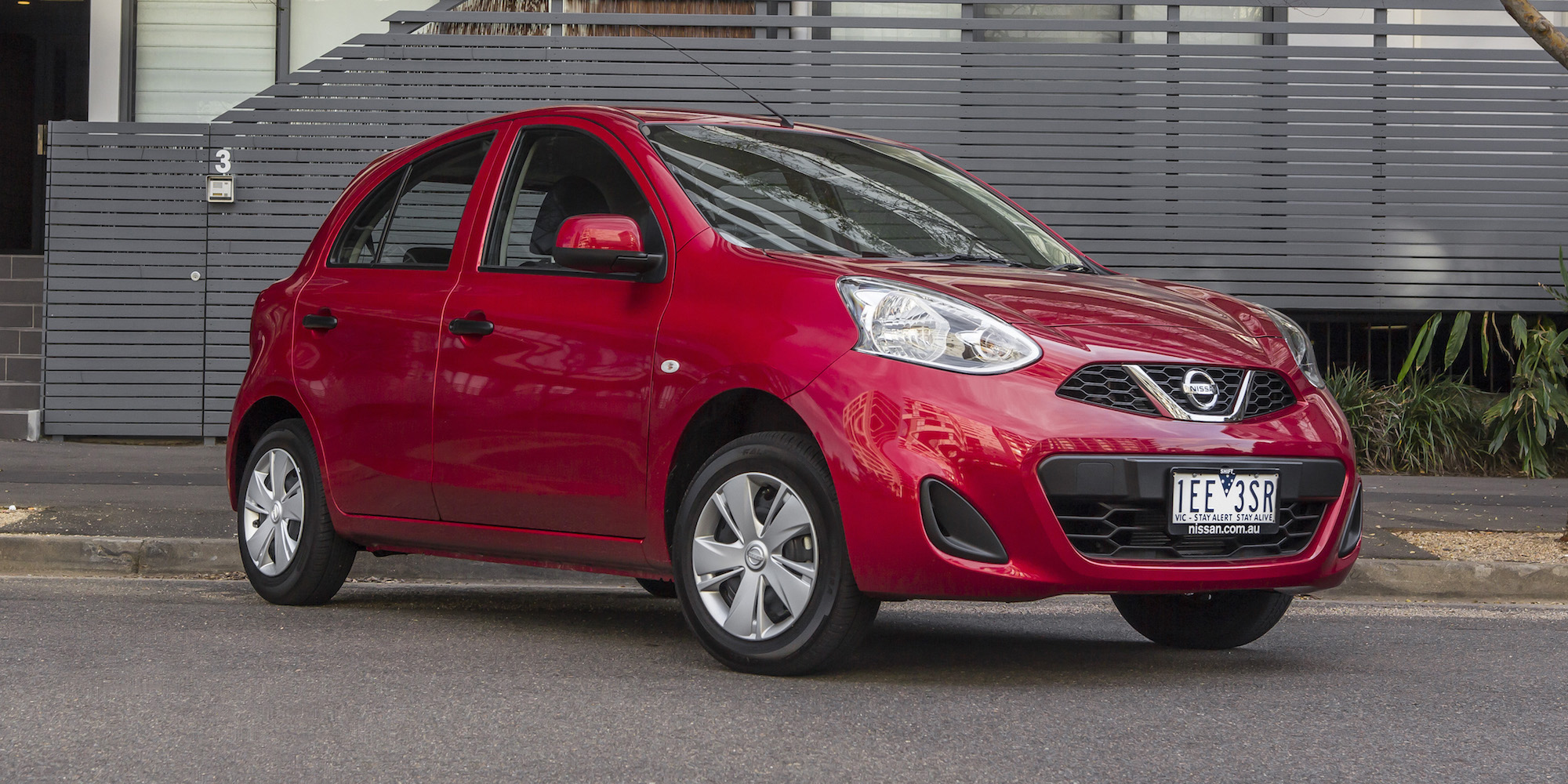 Great Auto Sales >> 2015 Nissan Micra ST Review - photos | CarAdvice