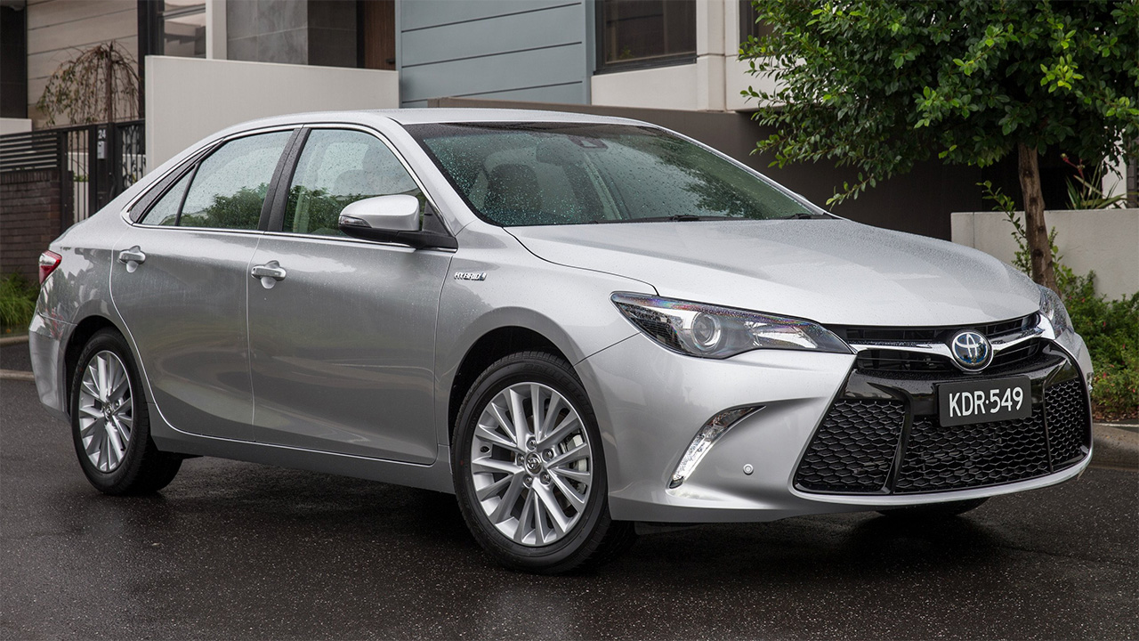 2015 Toyota Camry : Design Interview with Kevin Hunter