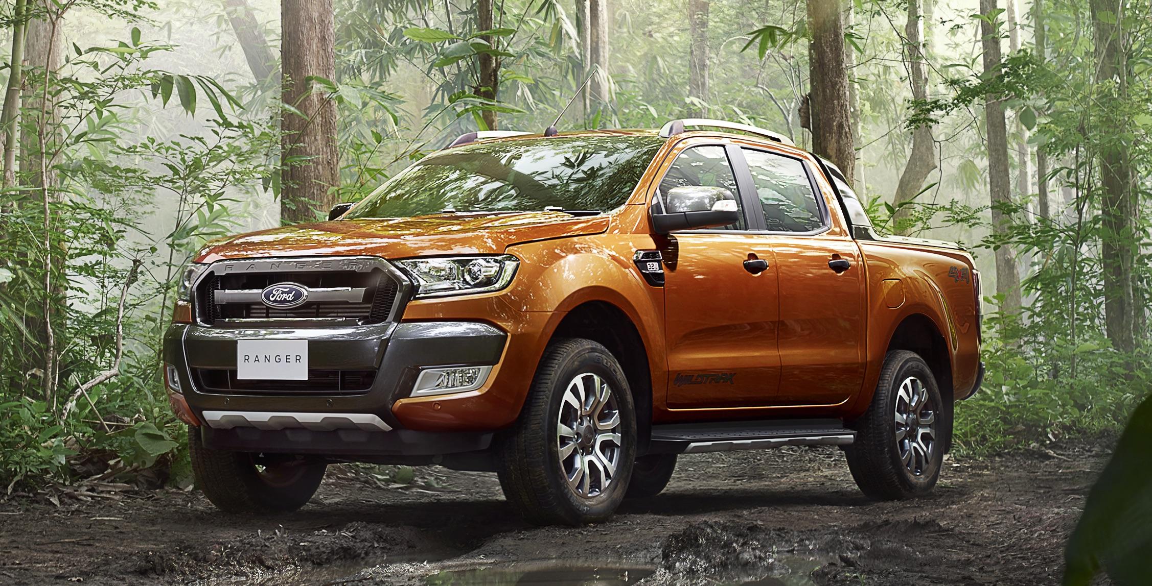 ford ranger australian specifications  caradvice