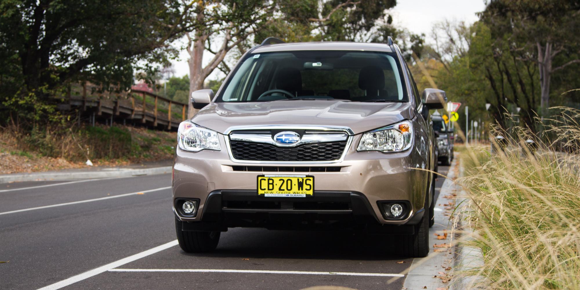 Luxury 2020 Subaru forester