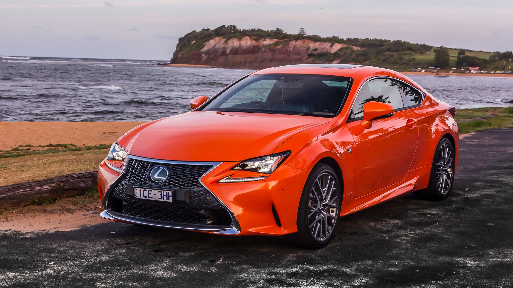 2015 Lexus RC350 F Sport Review - photos | CarAdvice