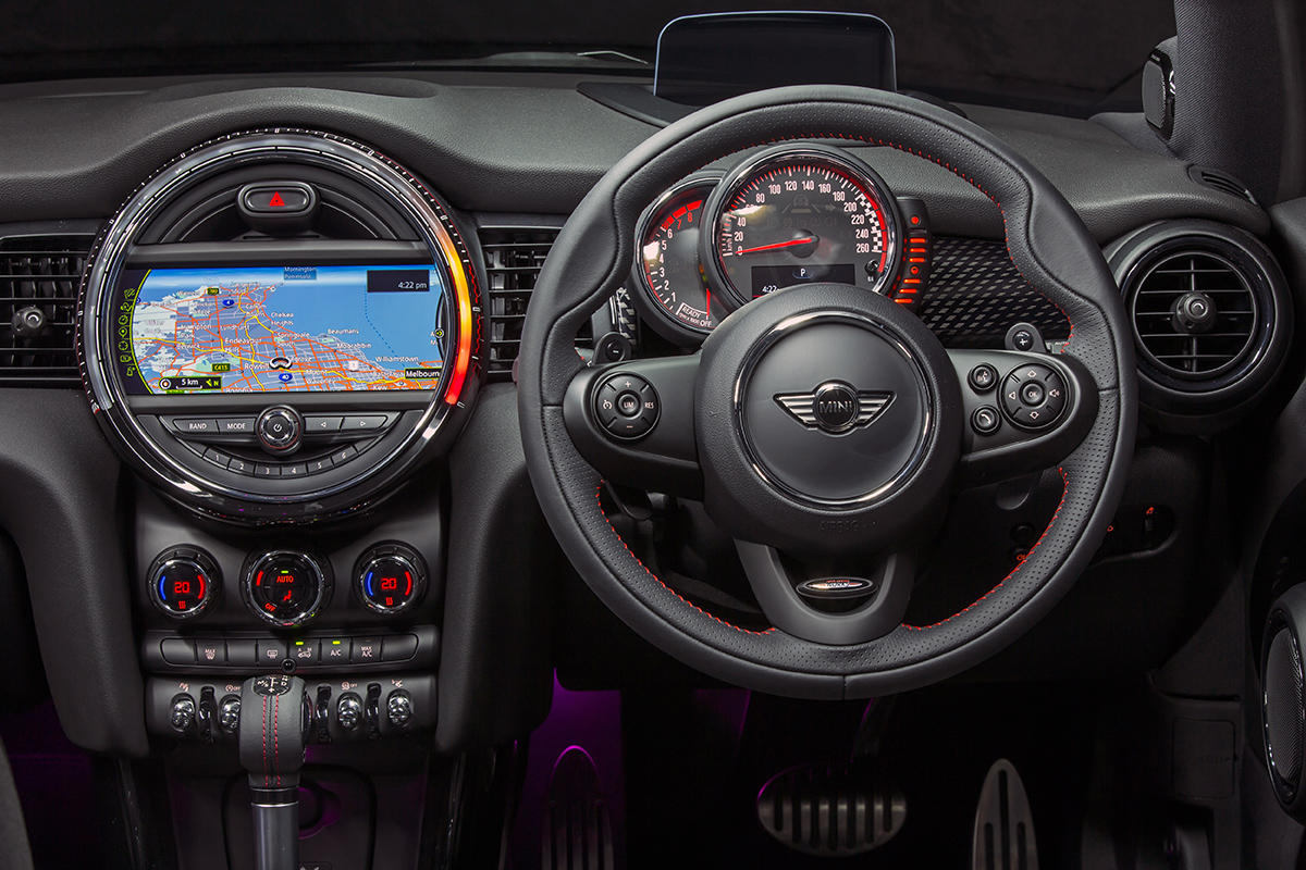 2015 Mini John Cooper Works Review Photos Caradvice