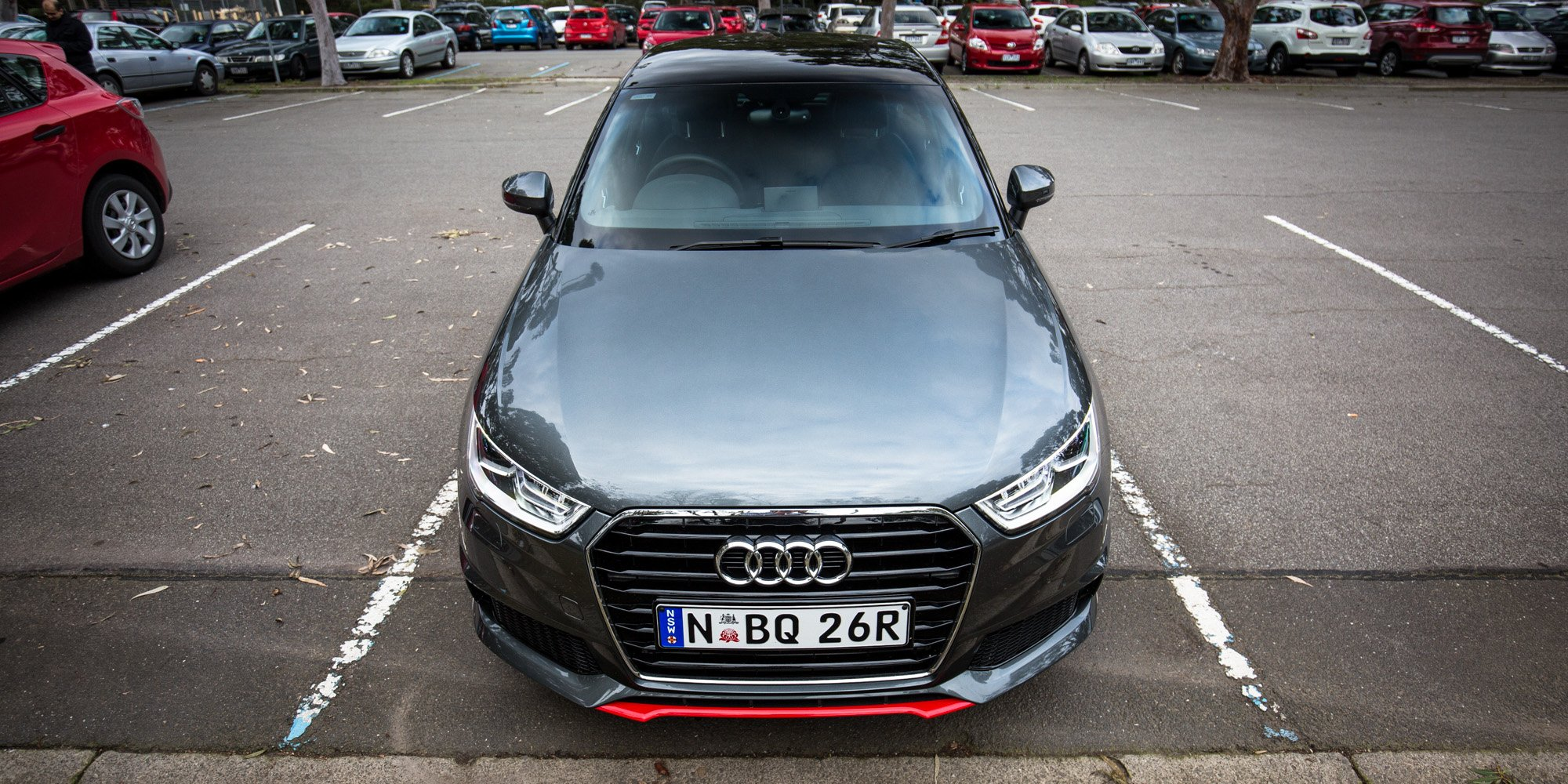 2015 audi a1 sportback review 1 8 tfsi s line photos caradvice. Black Bedroom Furniture Sets. Home Design Ideas