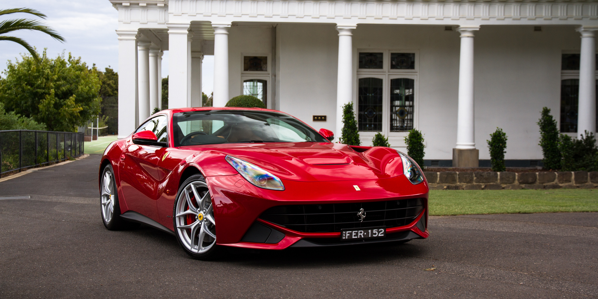 2015 Ferrari F12 Berlinetta Review Photos Caradvice