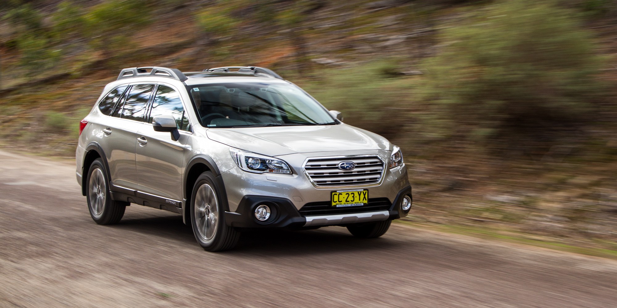 2015 Subaru Outback Review (MY16)