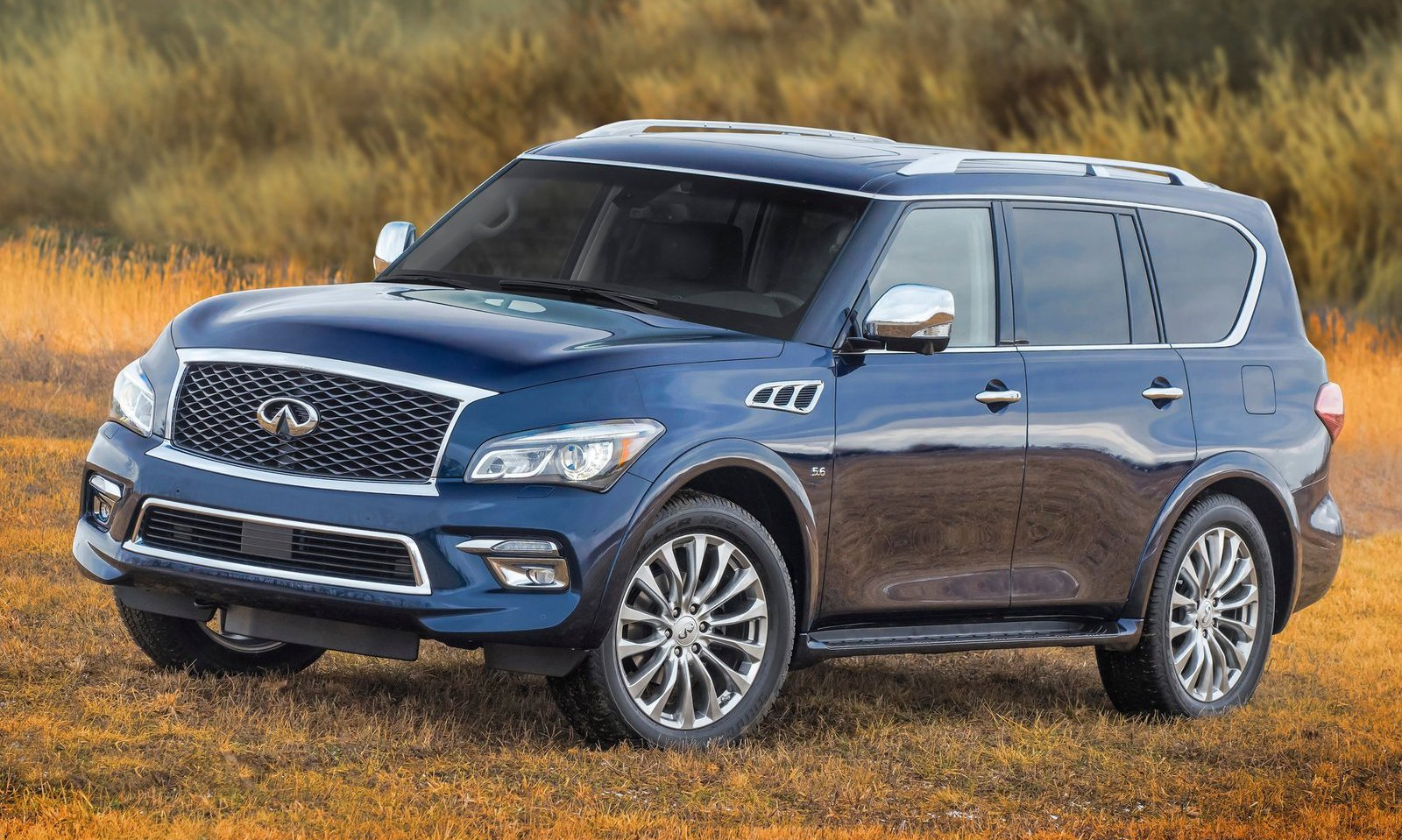 2016 Infiniti QX80: pricing and specifications - photos ...