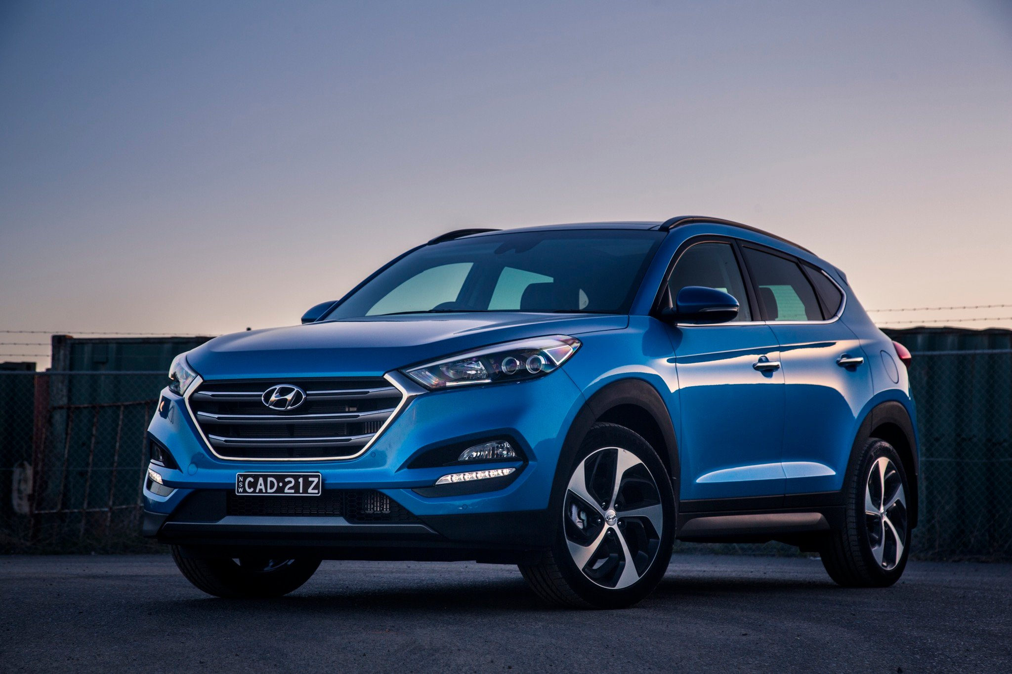 2016 Hyundai Tucson Review Photos Caradvice