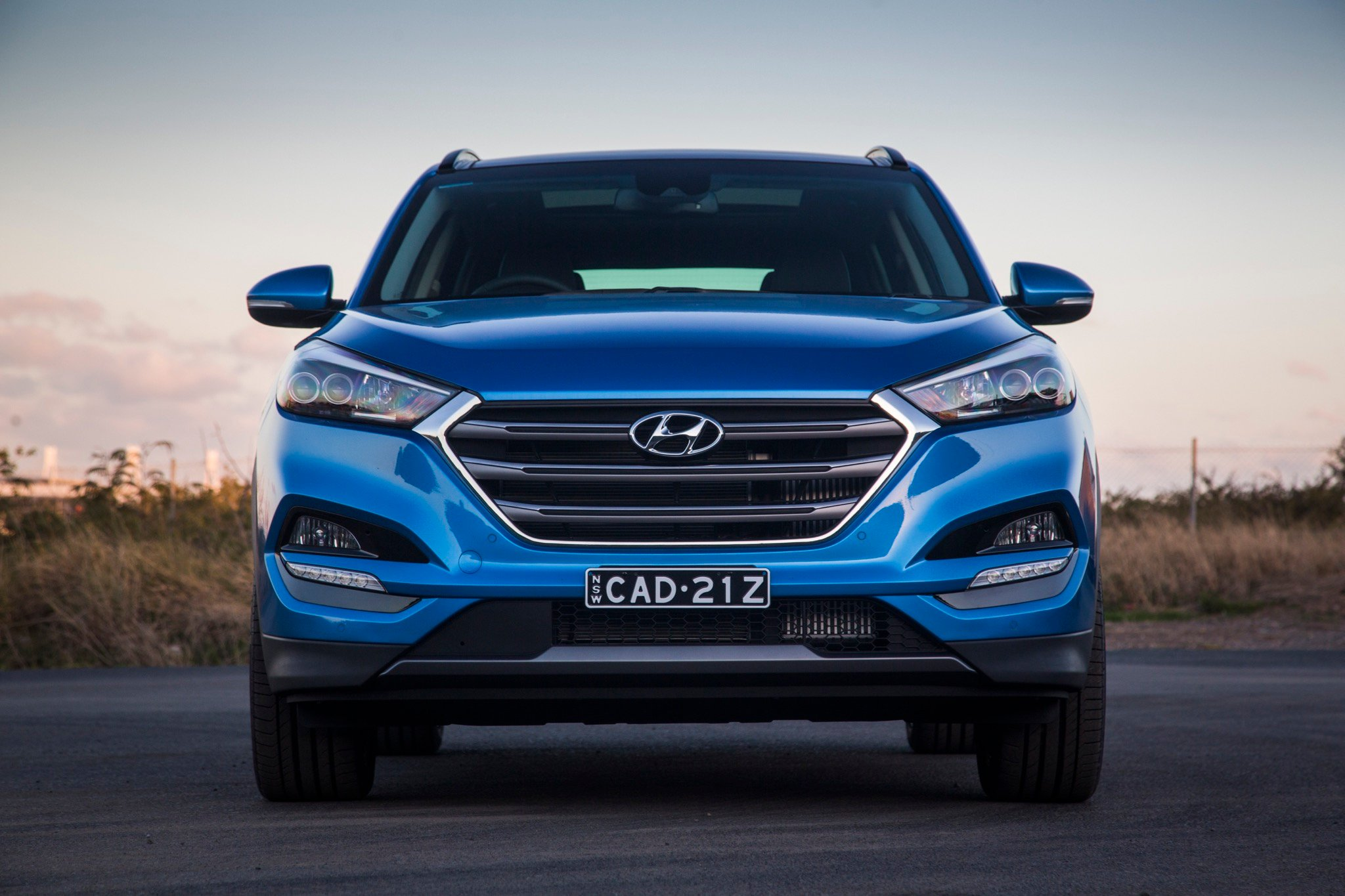Mercedes Benz Models >> 2016 Hyundai Tucson Review - photos | CarAdvice