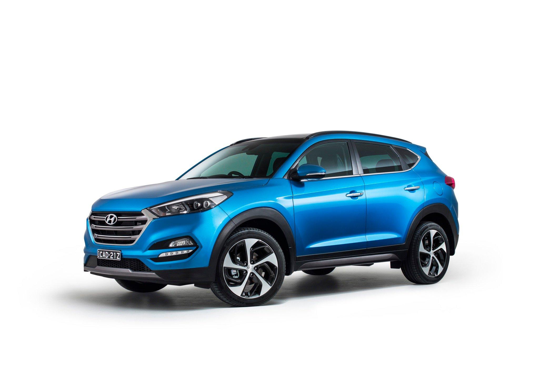 2016 Hyundai Tucson Review - photos | CarAdvice