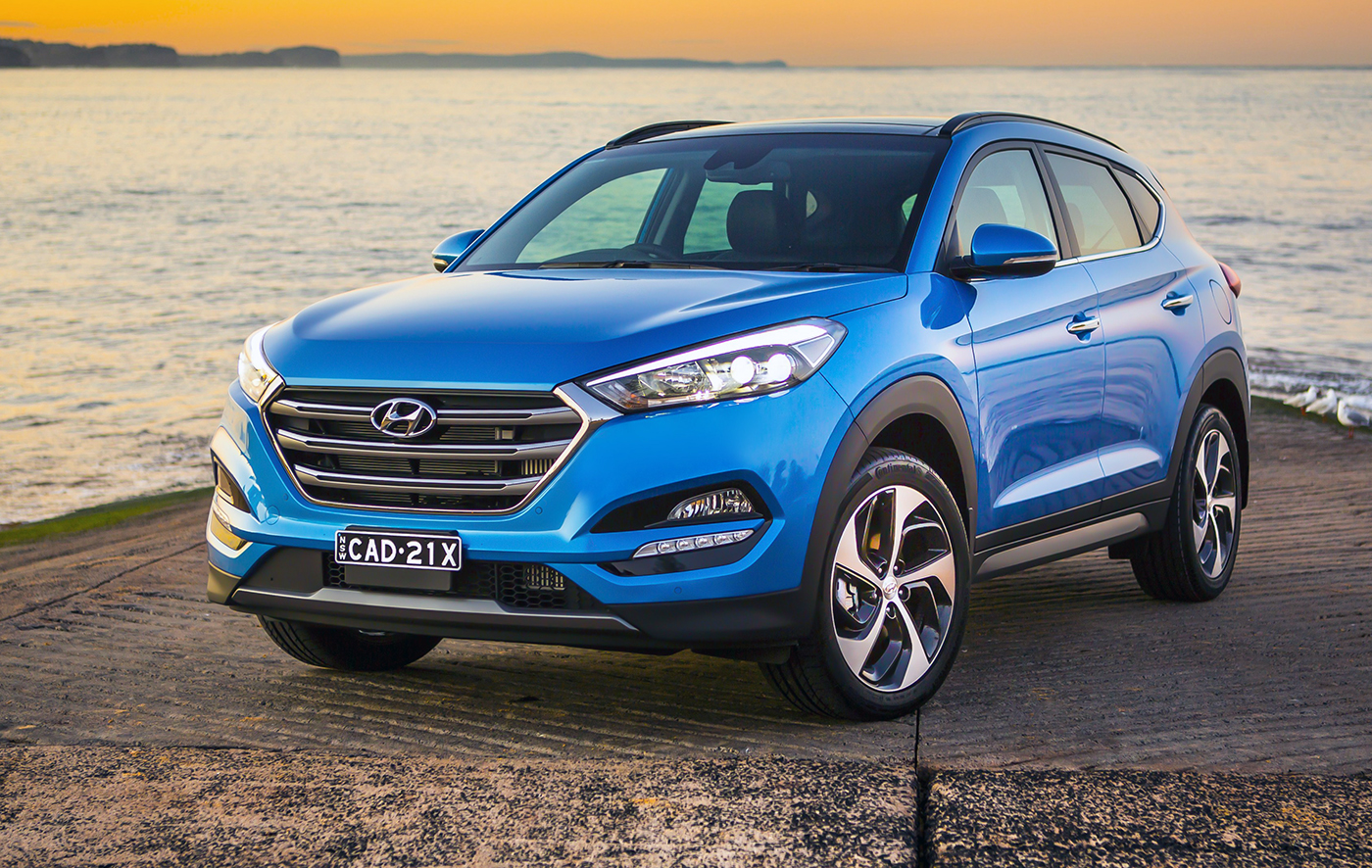 2016 hyundai tucson pricing and specifications photos. Black Bedroom Furniture Sets. Home Design Ideas