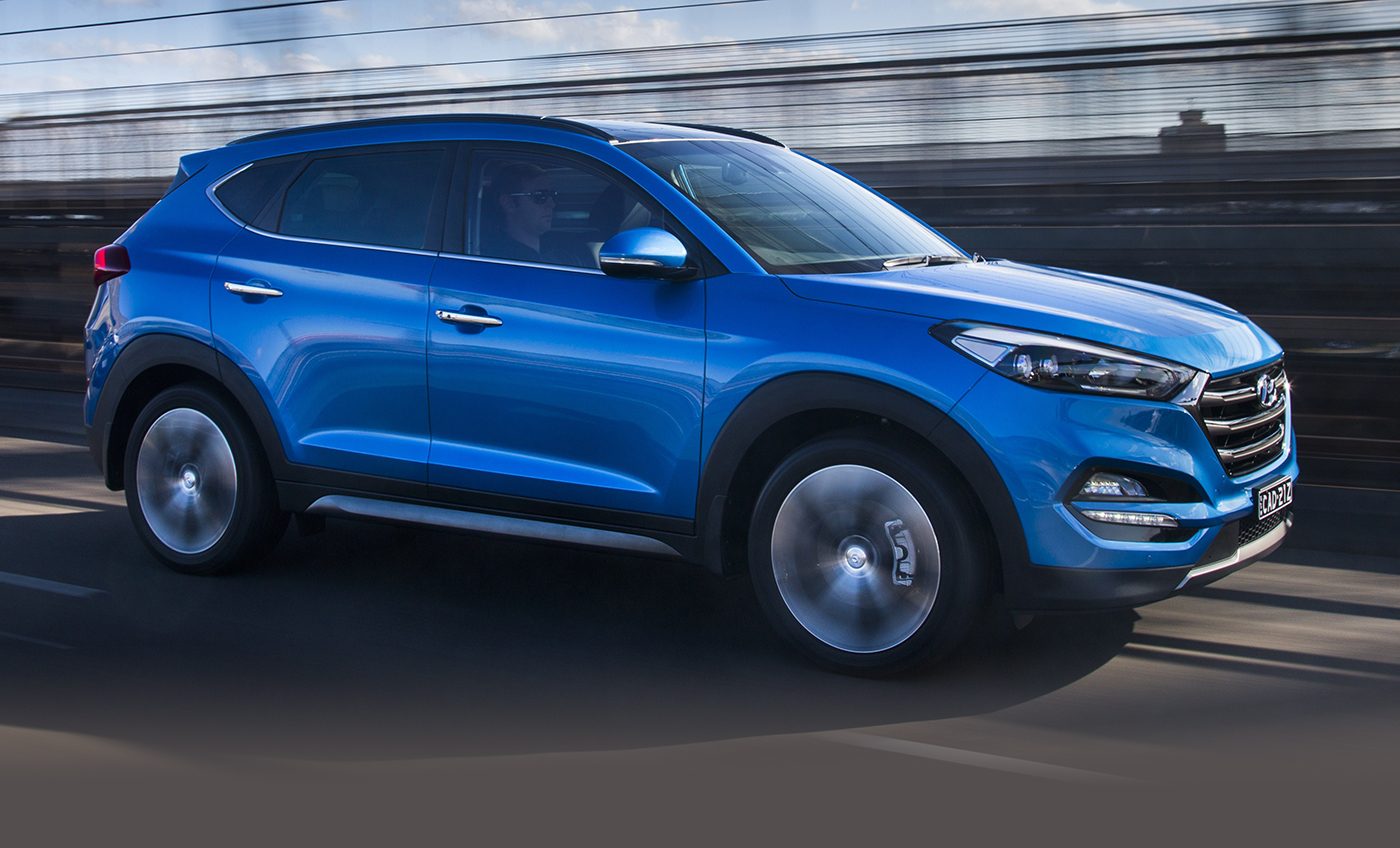 2016 hyundai tucson pricing and specifications photos caradvice. Black Bedroom Furniture Sets. Home Design Ideas