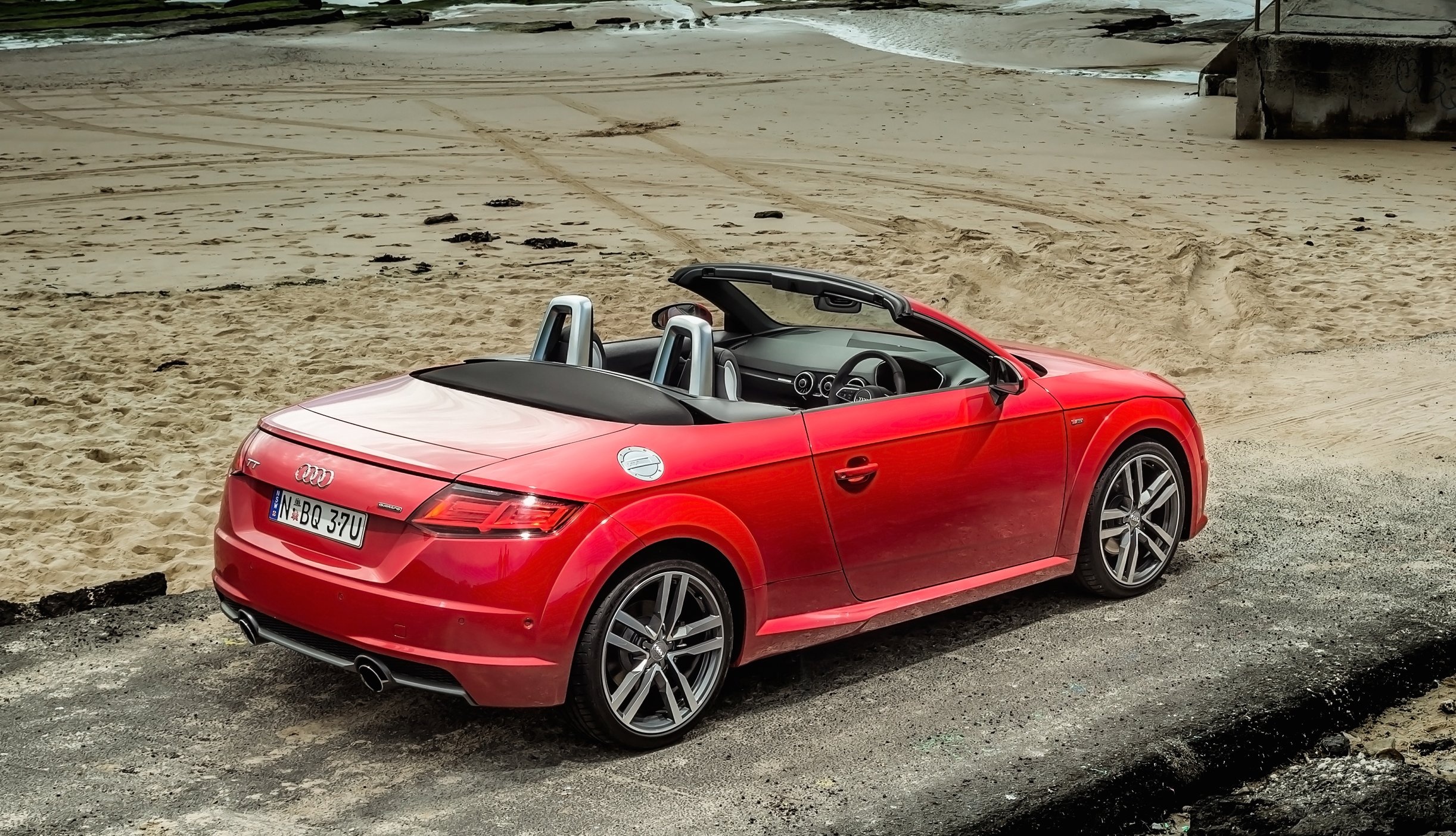 2016 audi tt roadster review caradvice. Black Bedroom Furniture Sets. Home Design Ideas