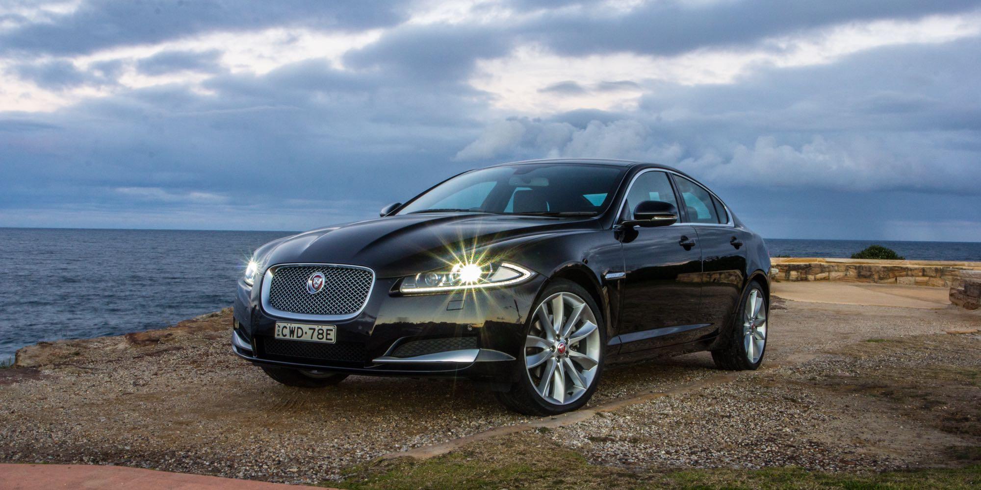 2015 Jaguar Xf Review 2 2d Premium Luxury Photos