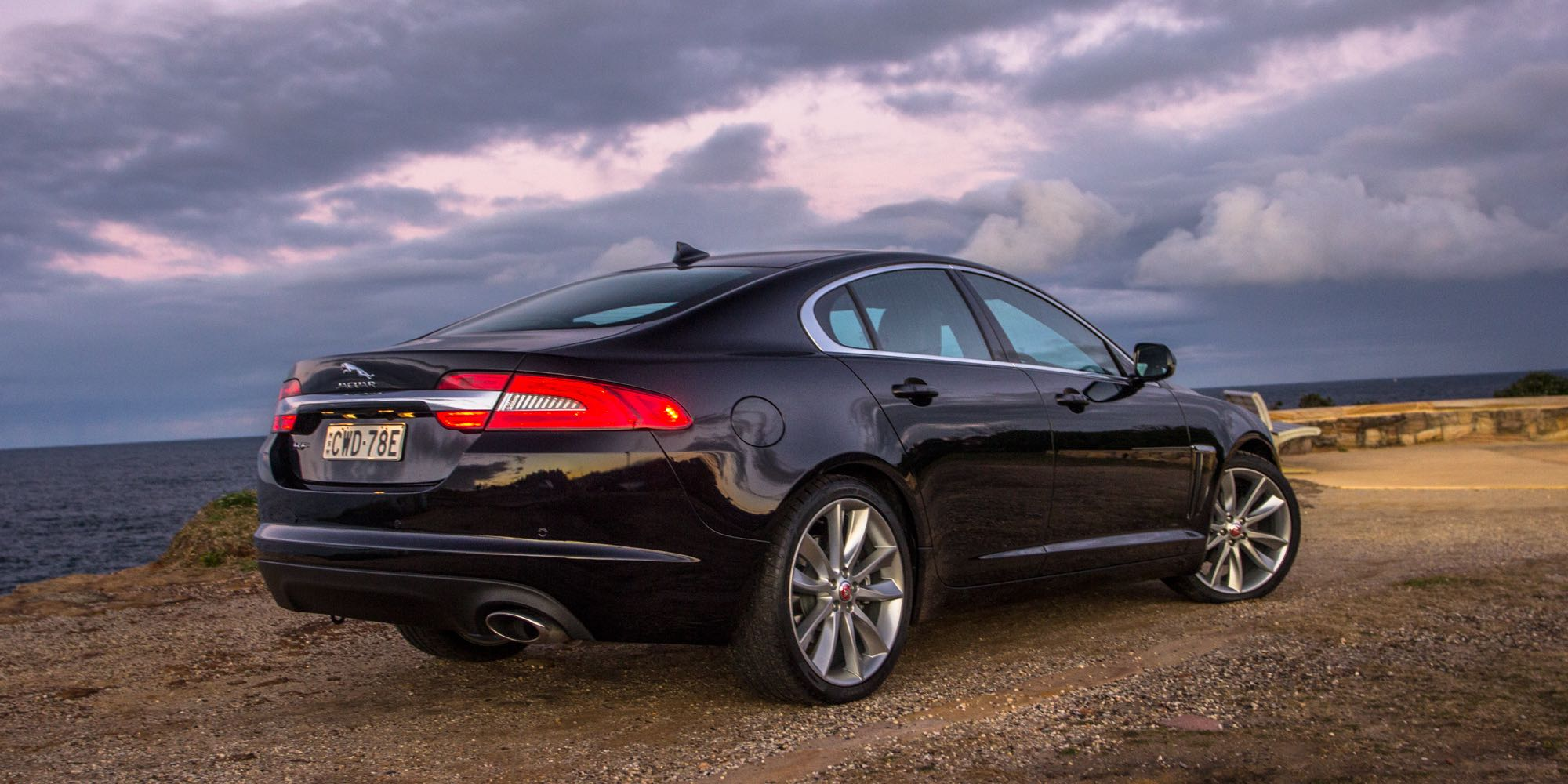 2015 Jaguar Xf Review 2 2d Premium Luxury Photos