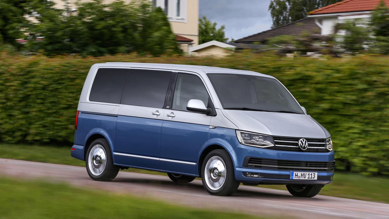 Volkswagen Multivan Generation Six Review - photos | CarAdvice