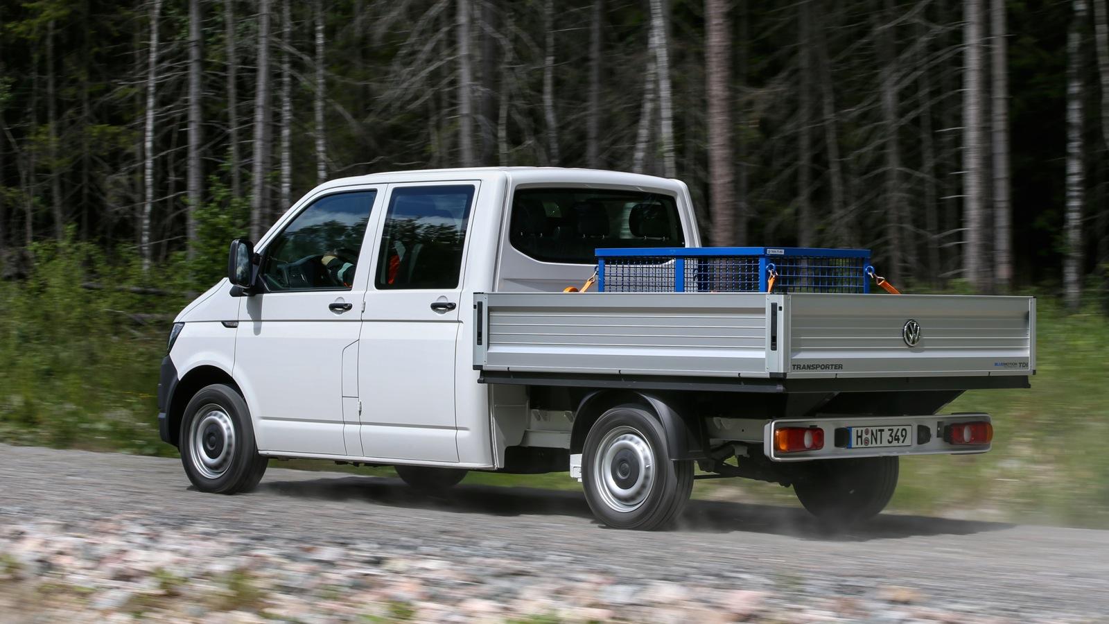 volkswagen transporter t6 review photos caradvice. Black Bedroom Furniture Sets. Home Design Ideas