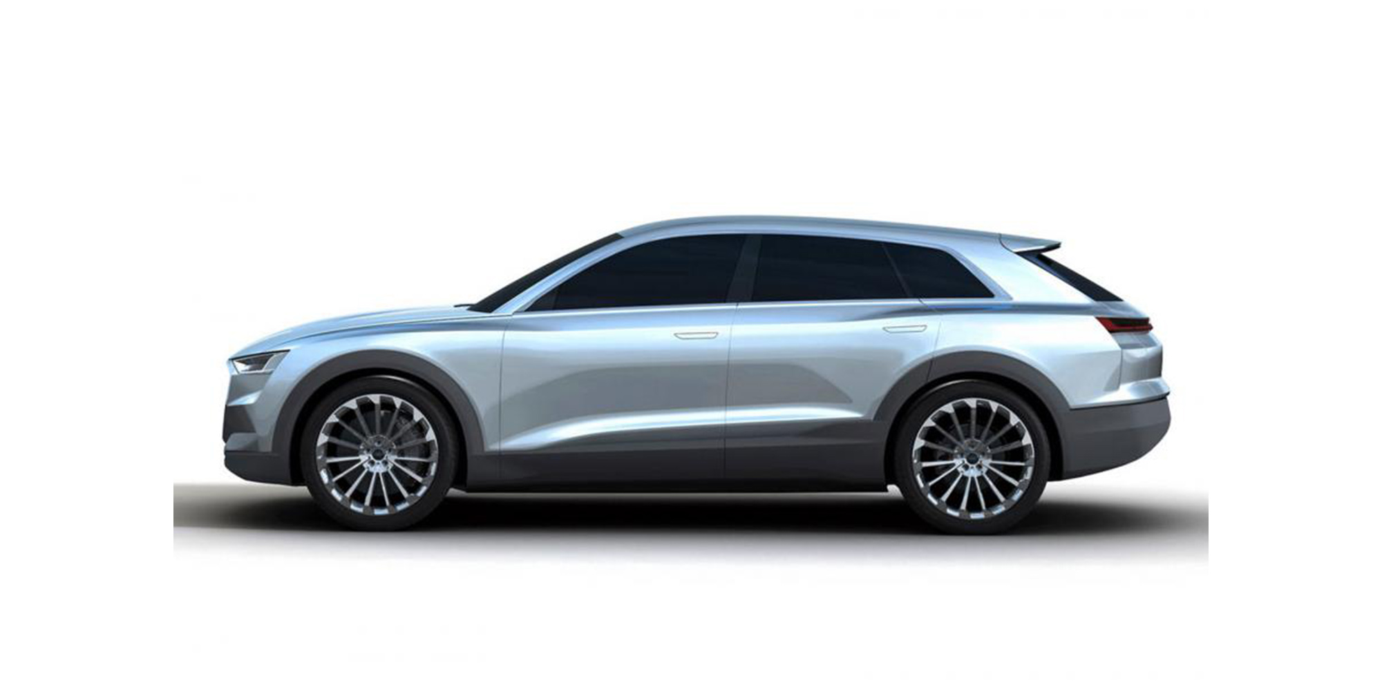 Audi Q6 electric SUV to offer more than 500 kilometres of ...