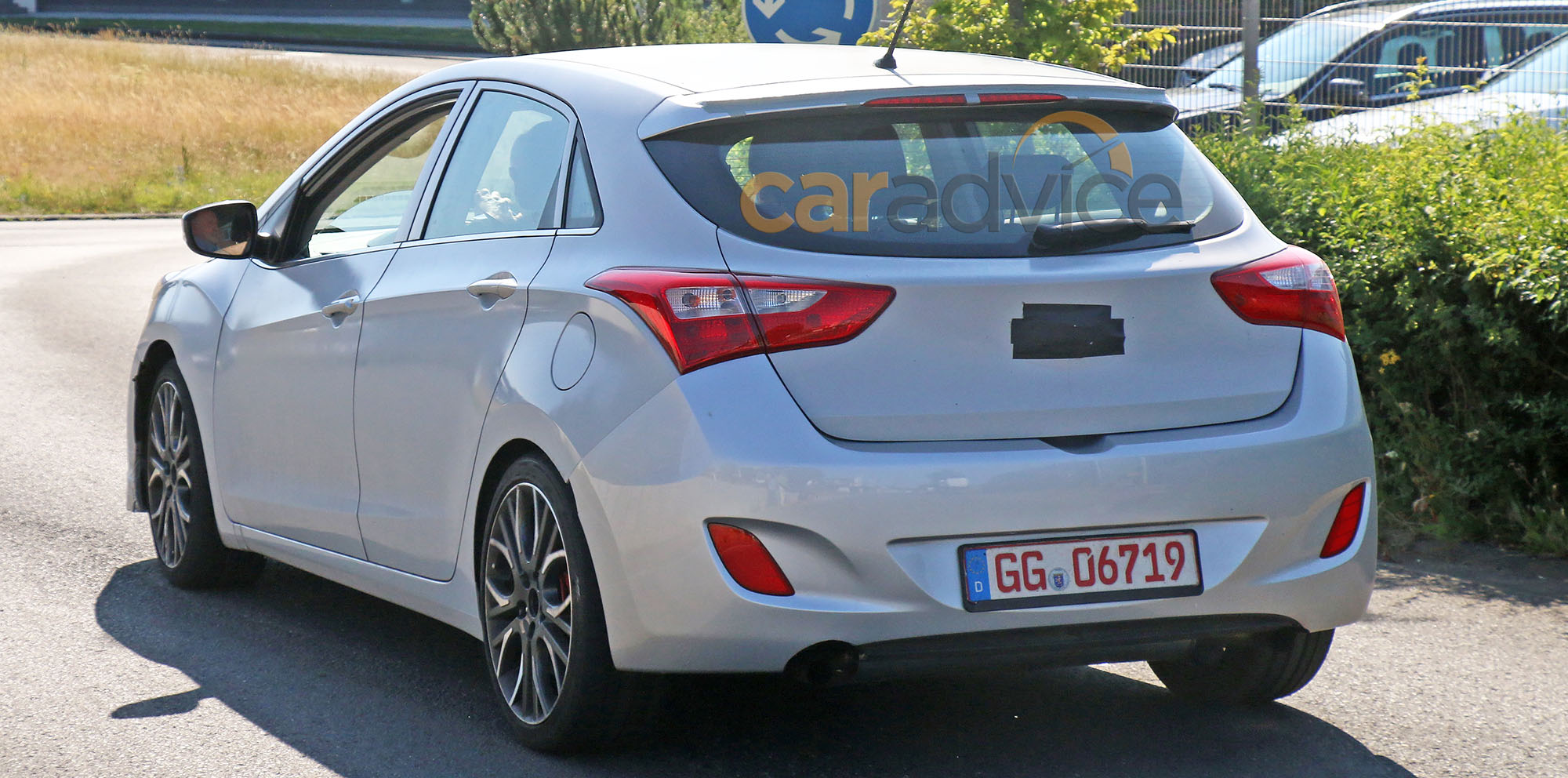 hyundai i30 n and tucson n performance models likely to head our way photos caradvice. Black Bedroom Furniture Sets. Home Design Ideas