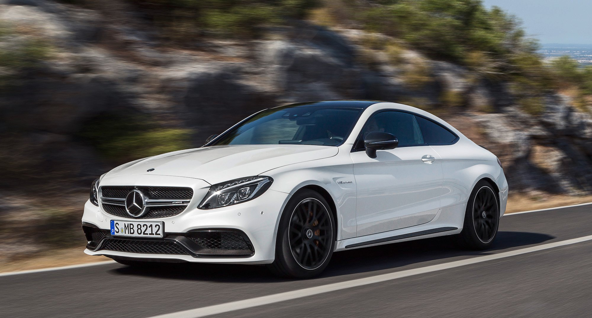 2016 mercedes amg c63 coupe revealed photos caradvice. Black Bedroom Furniture Sets. Home Design Ideas