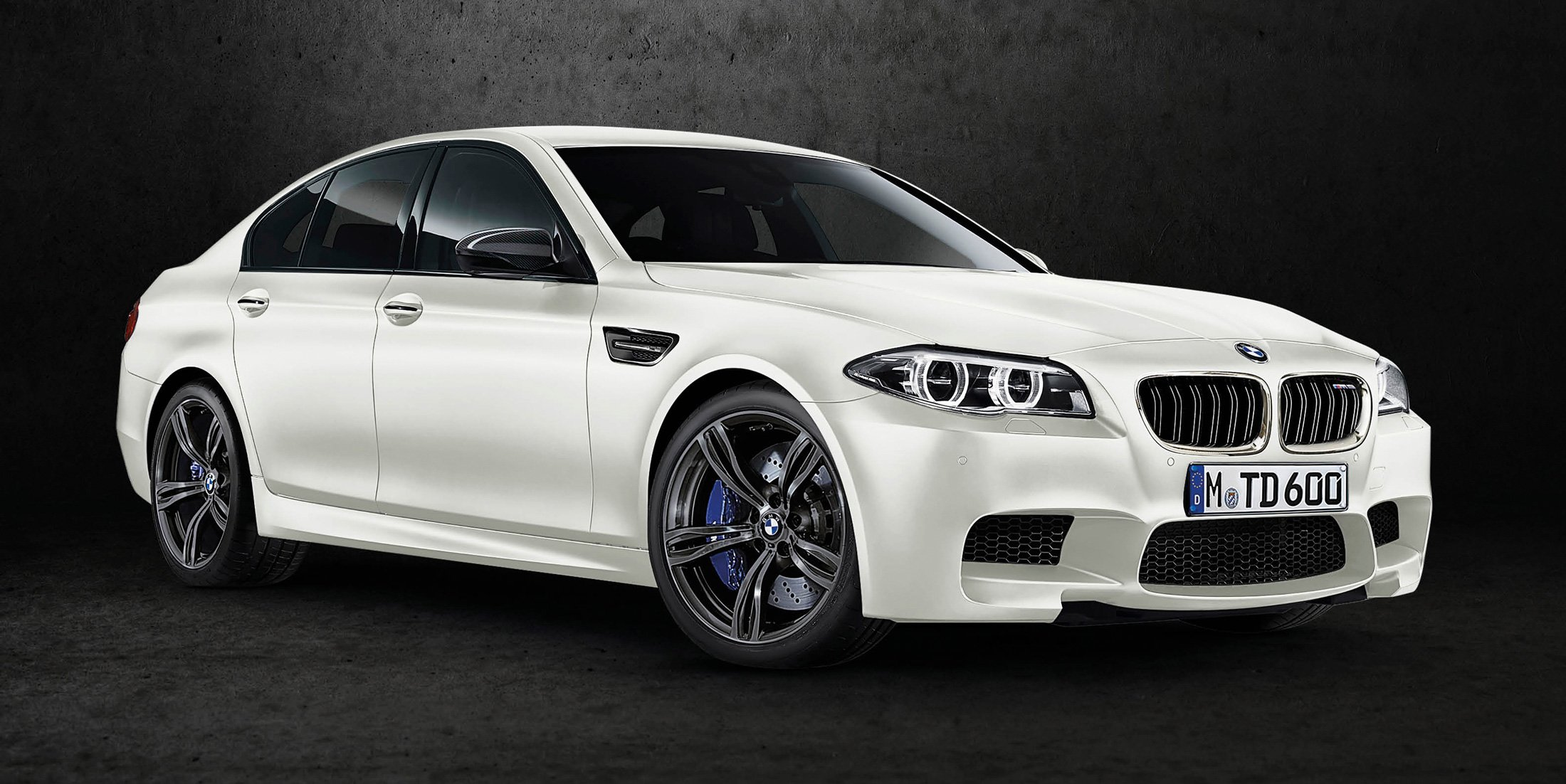 BMW M5 Nighthawk and M5 White Shadow launched - photos ...