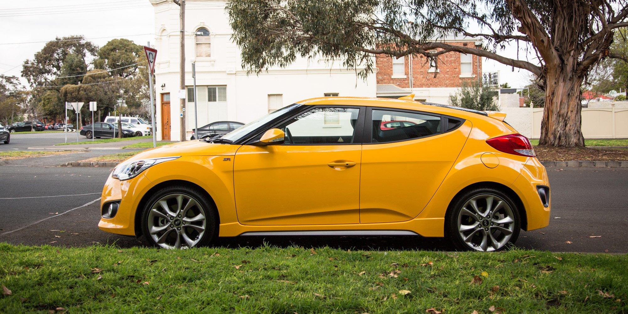 Toyota Rav4 2015 >> 2015 Hyundai Veloster SR Turbo Review - photos | CarAdvice