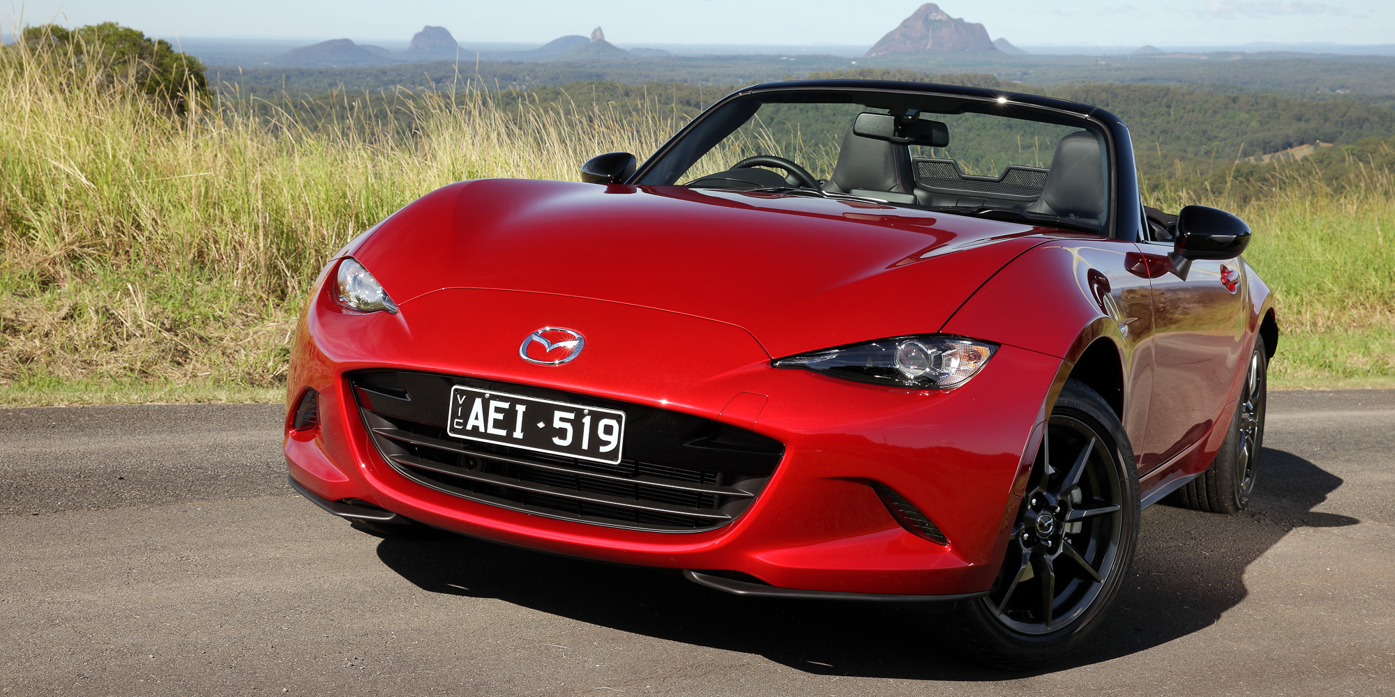 2016 mazda mx 5 review photos caradvice. Black Bedroom Furniture Sets. Home Design Ideas