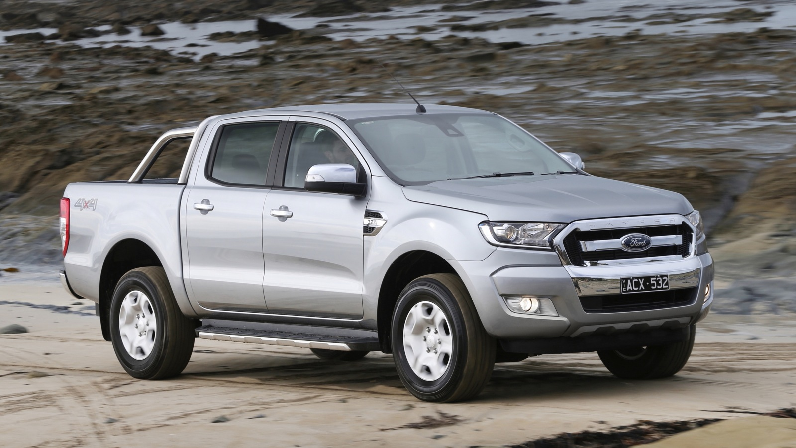 2016 ford ranger review photos caradvice. Black Bedroom Furniture Sets. Home Design Ideas